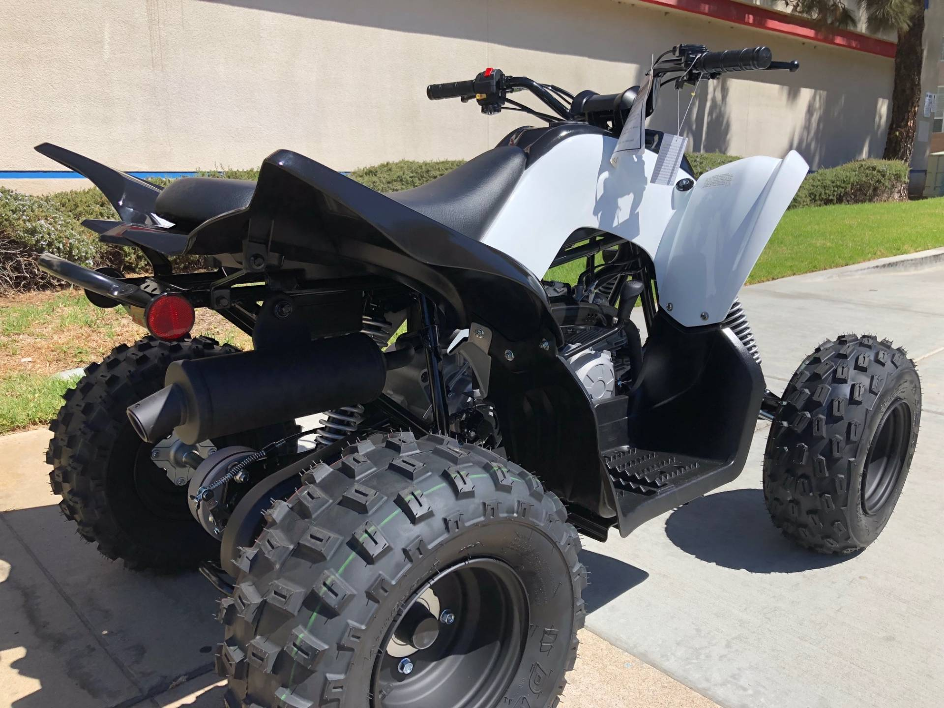 2019 Yamaha Raptor 90 in EL Cajon, California