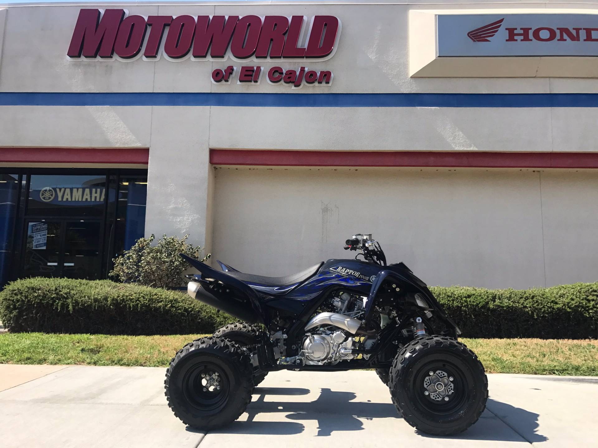2014 Yamaha Raptor 700R SE for sale 4358