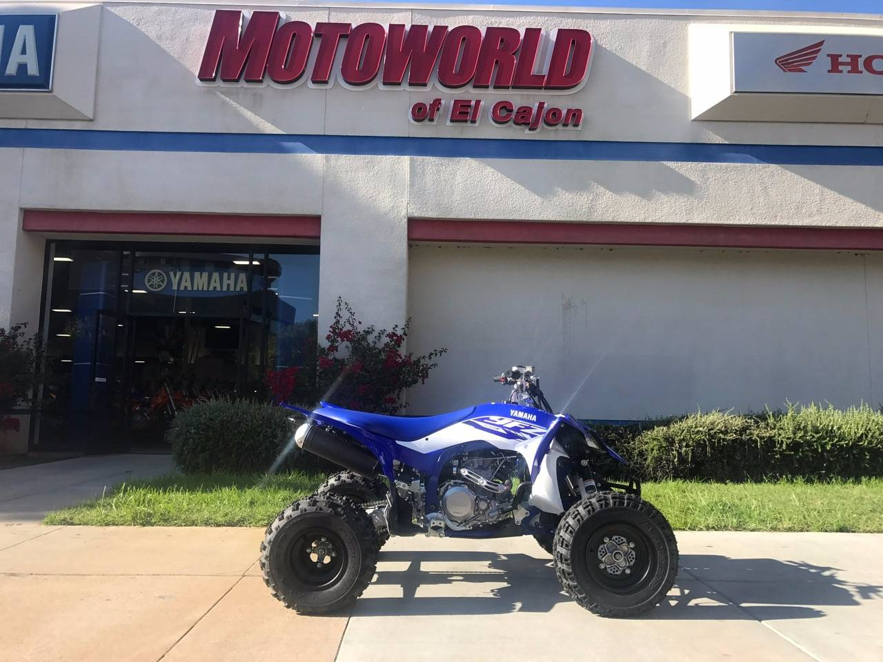 2018 Yamaha YFZ450R for sale 132529