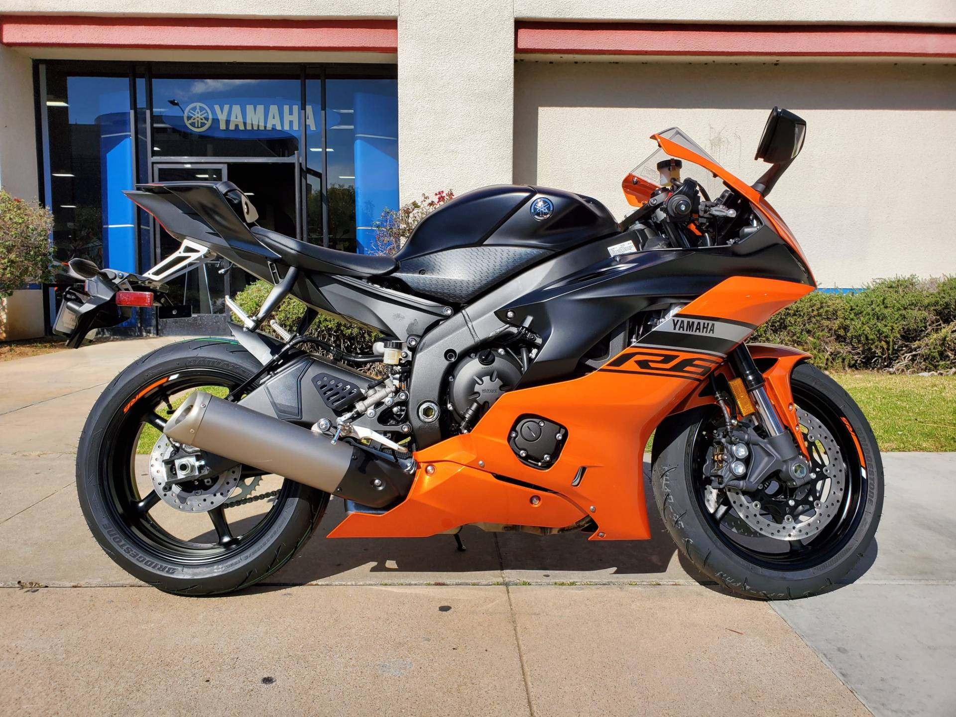2020 Yamaha YZF-R6 for sale 281708
