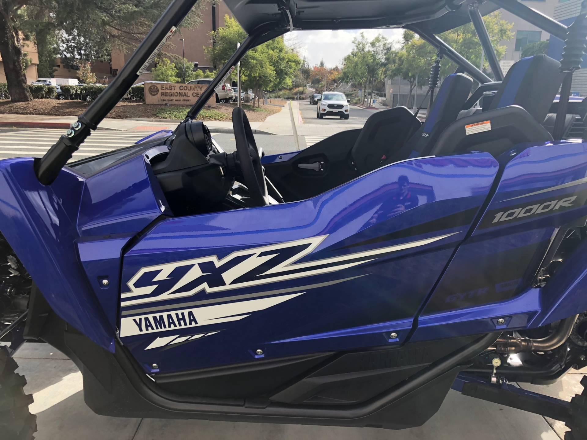 2019 Yamaha YXZ1000R SE in EL Cajon, California