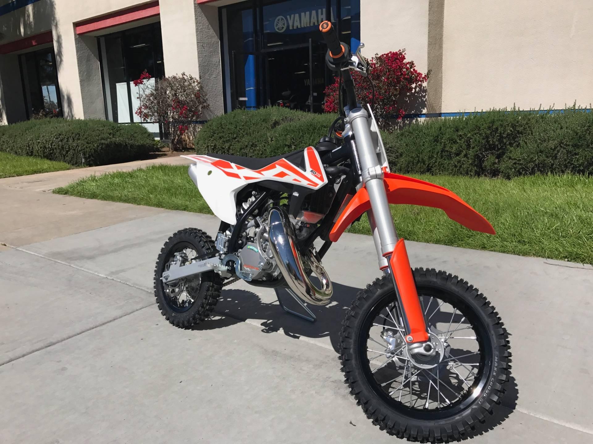 new 2017 ktm 50 sx motorcycles in el cajon, ca | stock number: n/a