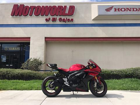 2014 Suzuki GSX-R750™ 50th Anniversary Edition in EL Cajon, California
