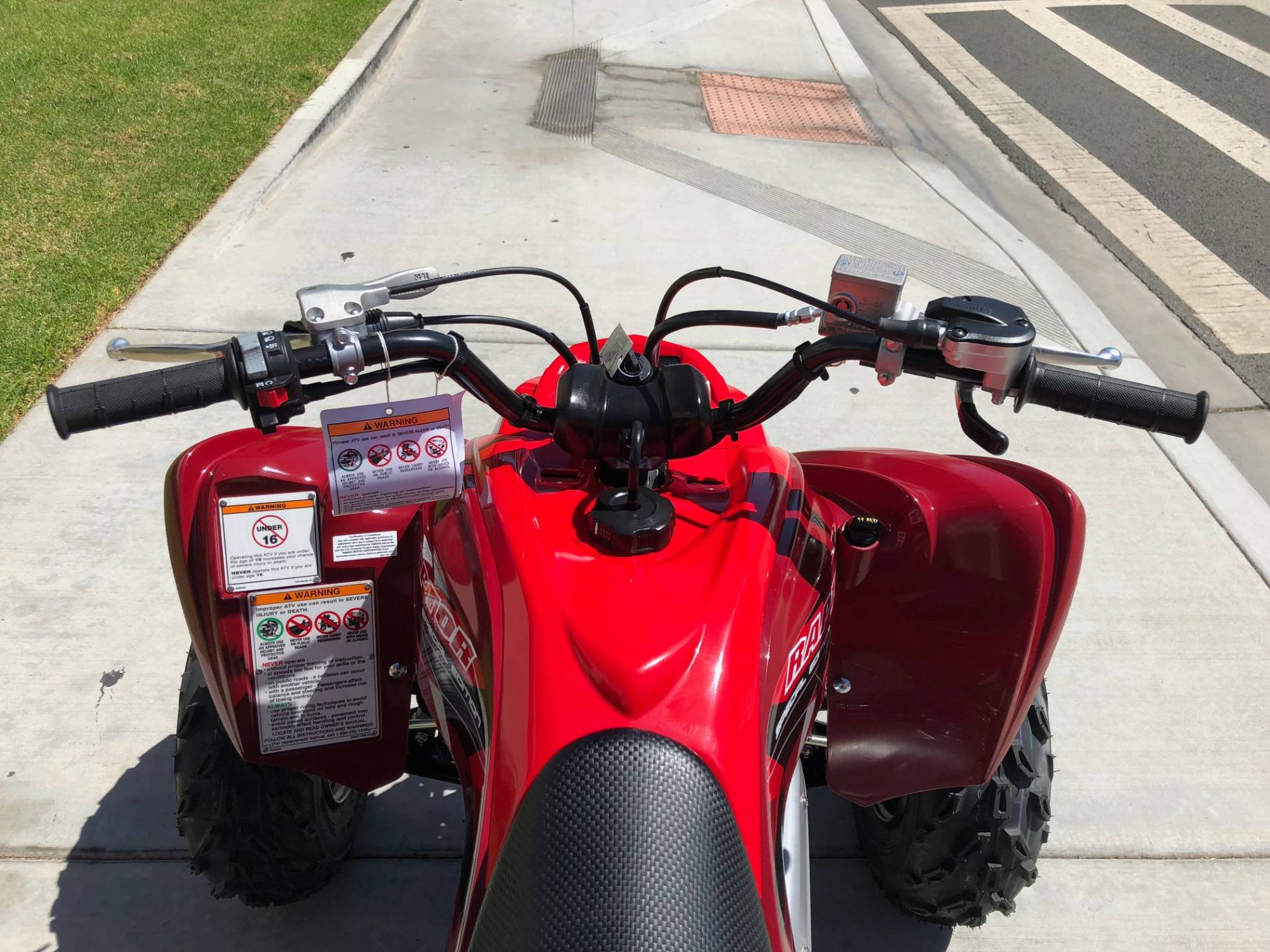 2019 Yamaha Raptor 700R SE in EL Cajon, California - Photo 21