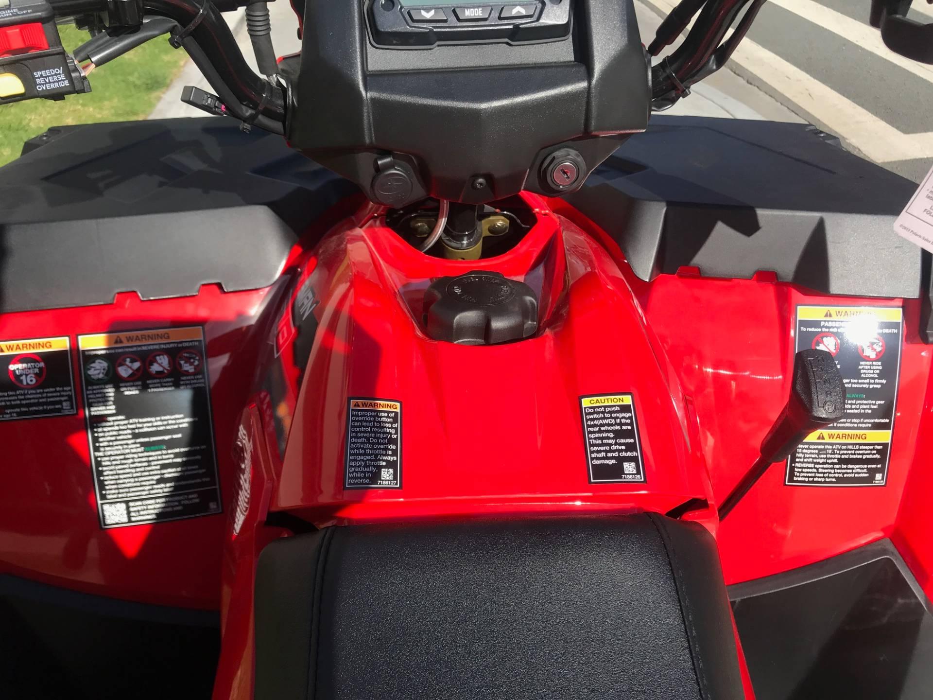 2018 Polaris Sportsman Touring 570 in EL Cajon, California