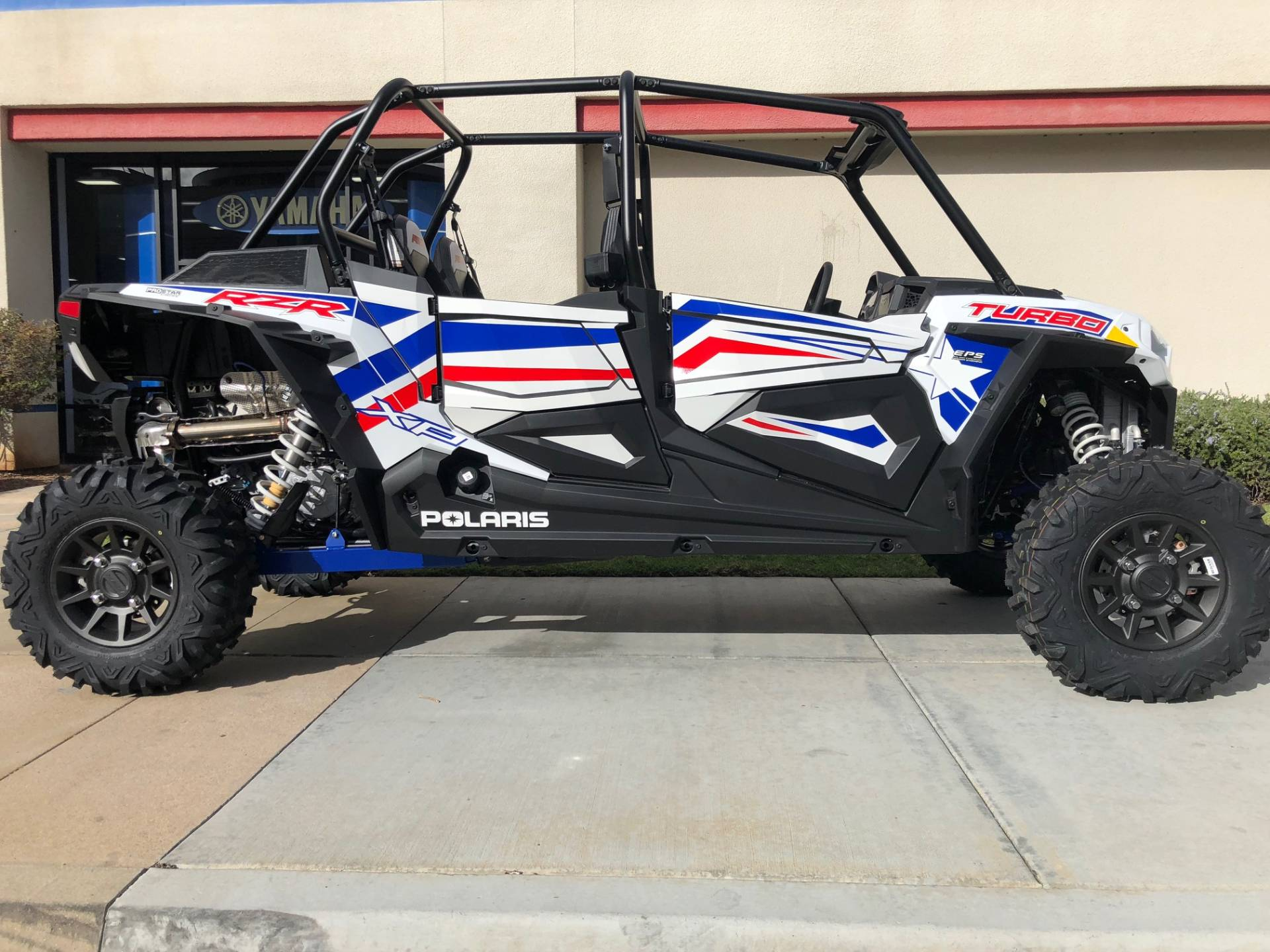2019 Polaris RZR XP 4 Turbo LE in EL Cajon, California