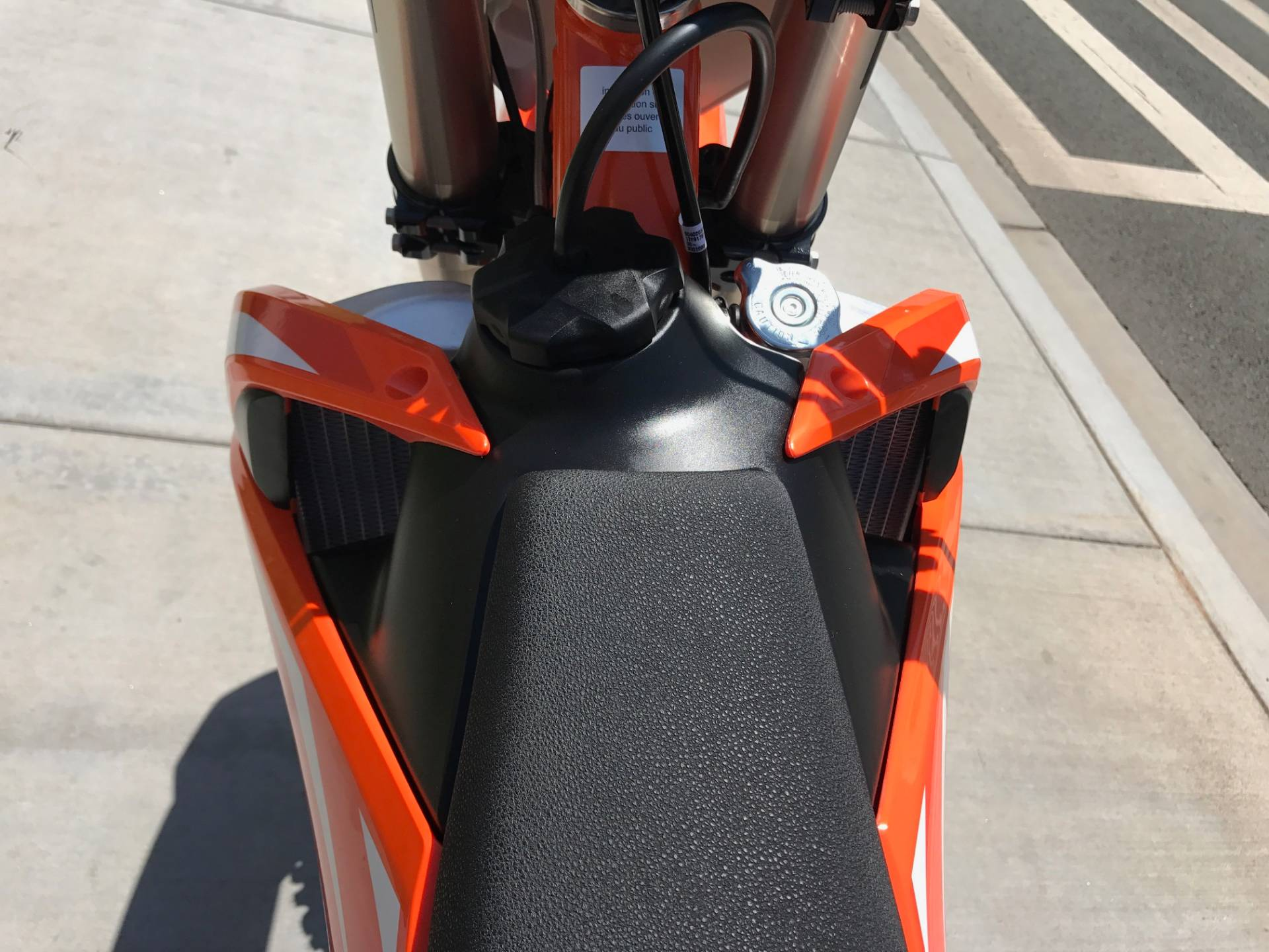 2018 KTM 125 SX in EL Cajon, California