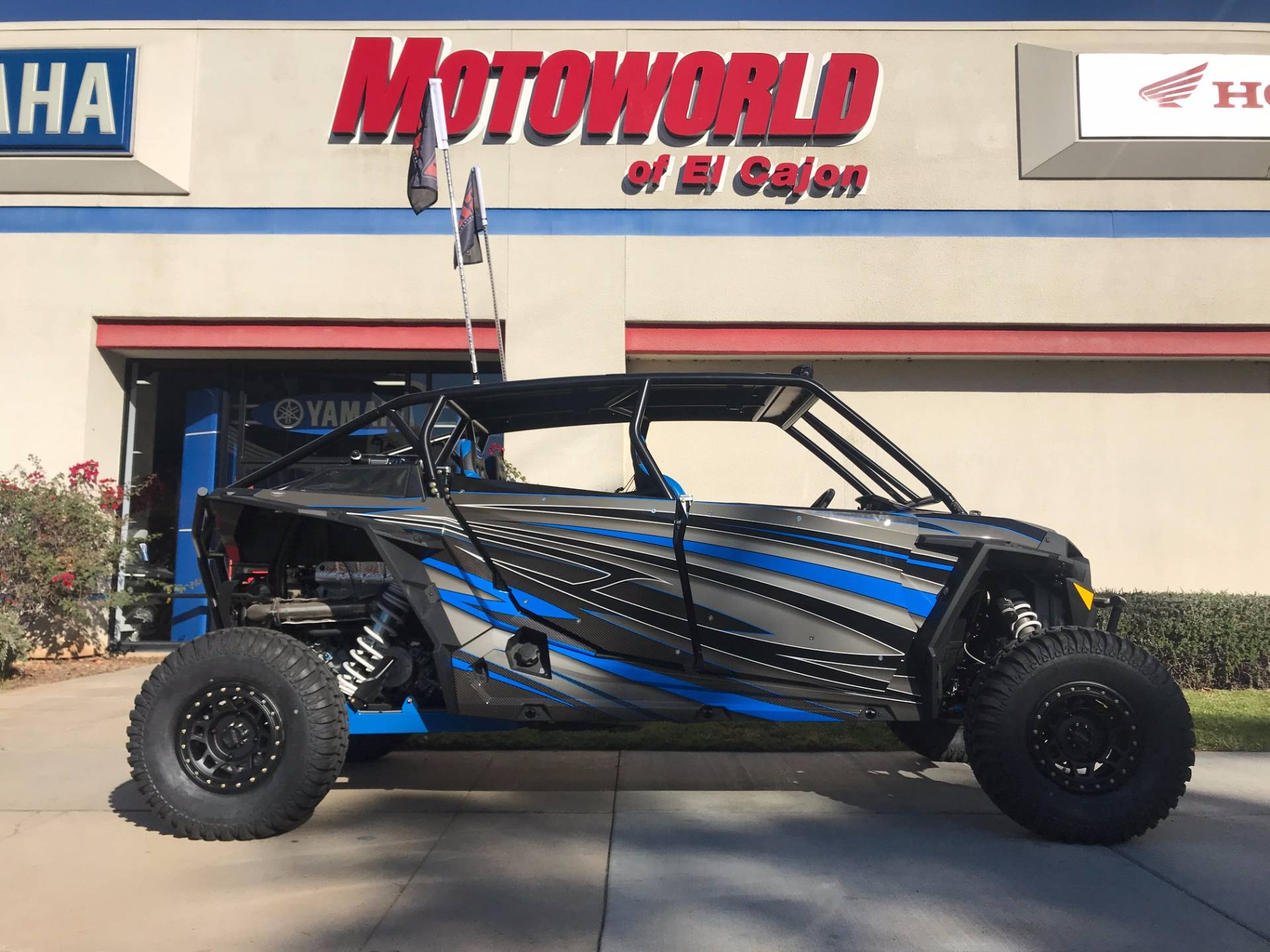 2017 Polaris RZR XP 4 Turbo EPS for sale 55691