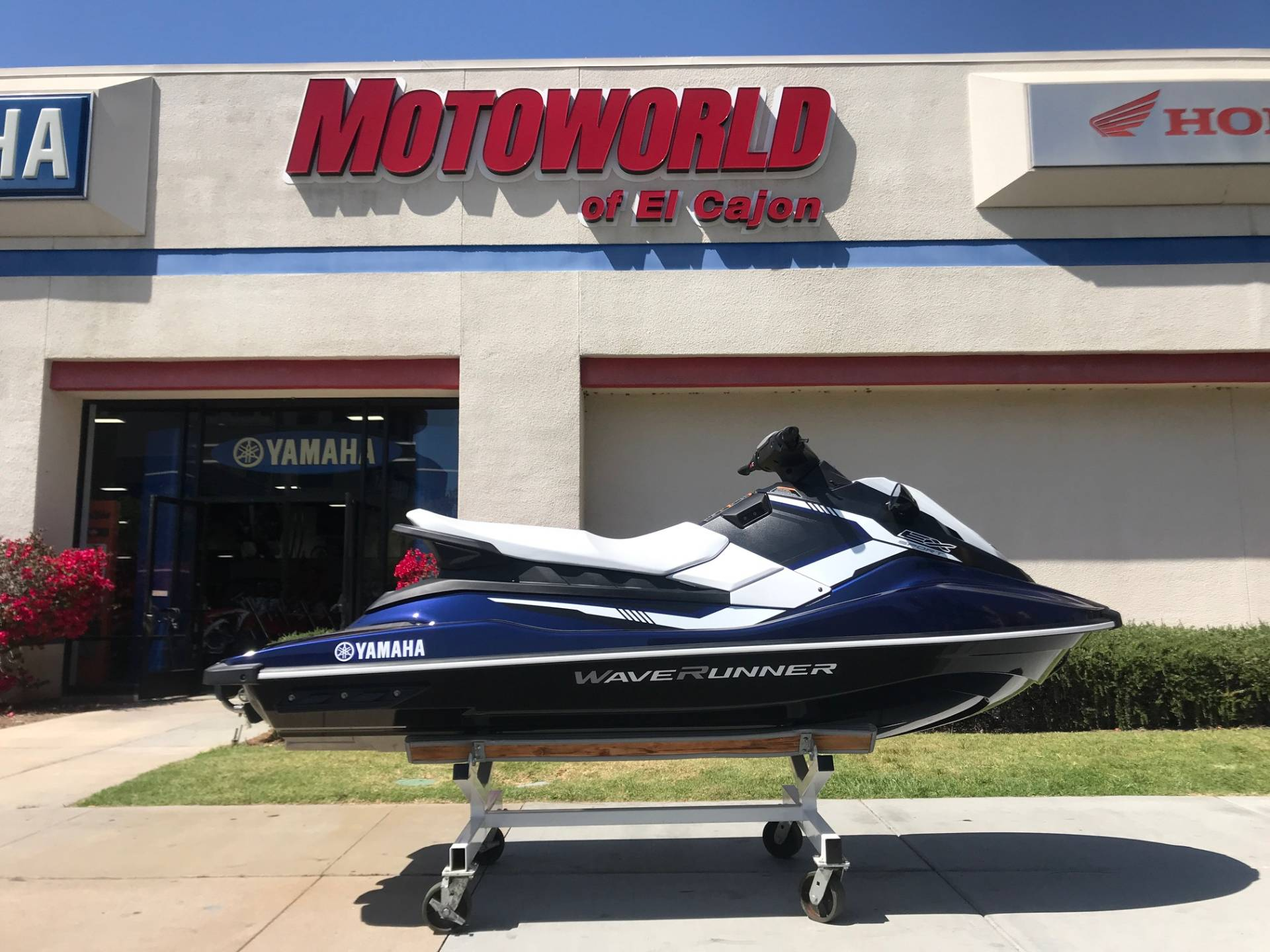 2018 Yamaha EX Sport for sale 115141