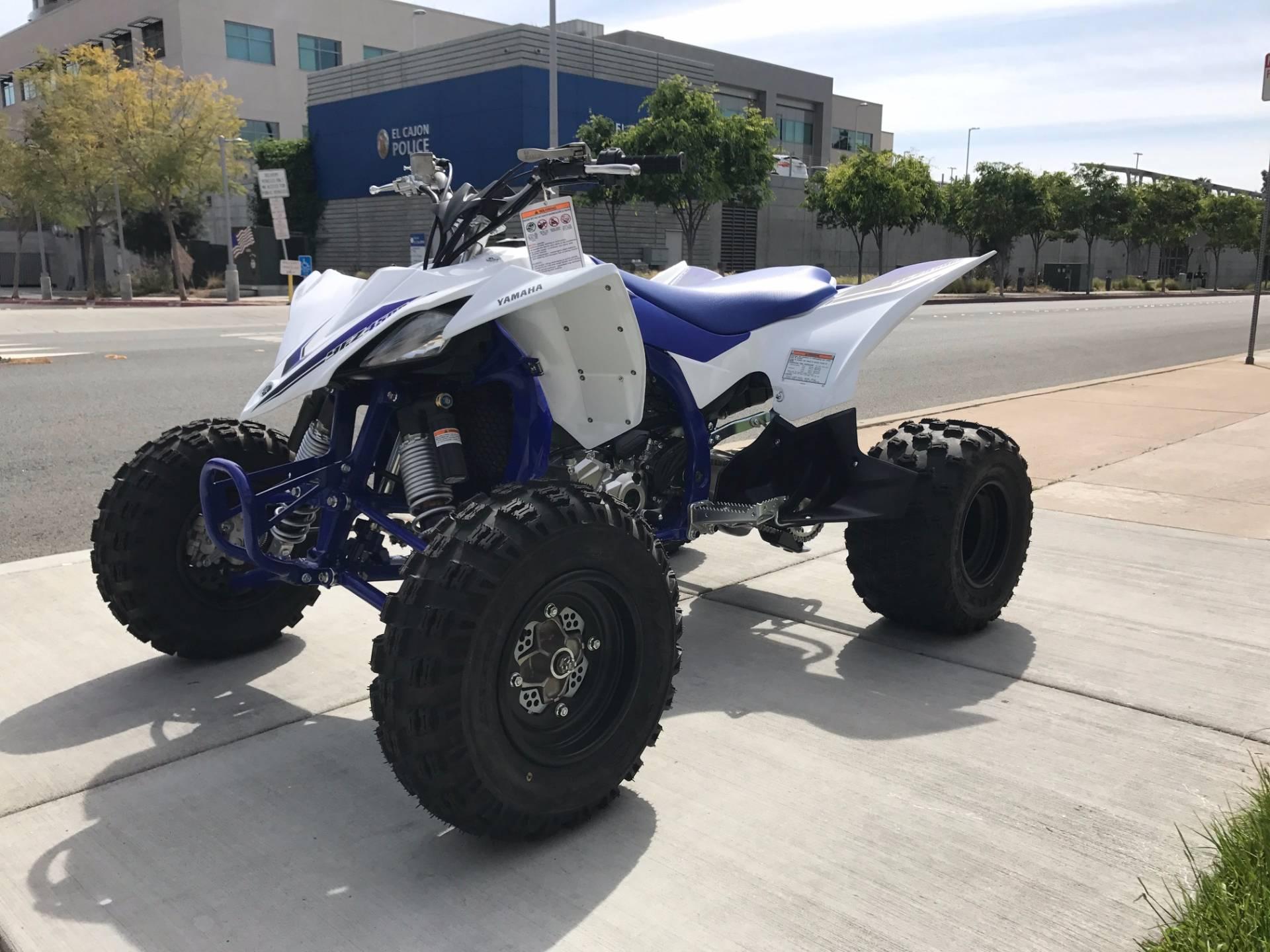2017 Yamaha YFZ450R 5