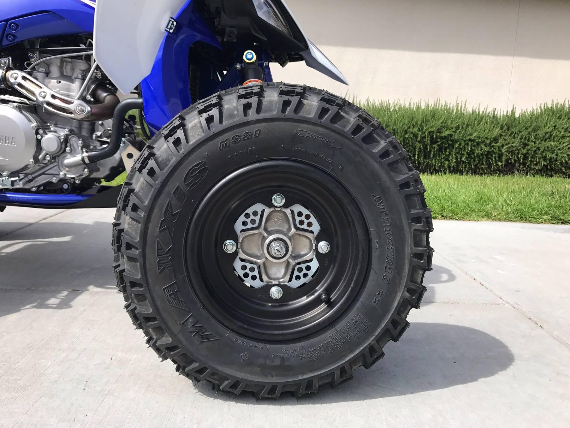 2017 Yamaha YFZ450R 11