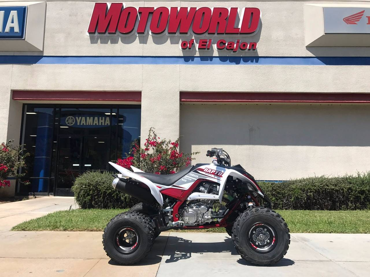 2018 Yamaha Raptor 700R SE for sale 20688
