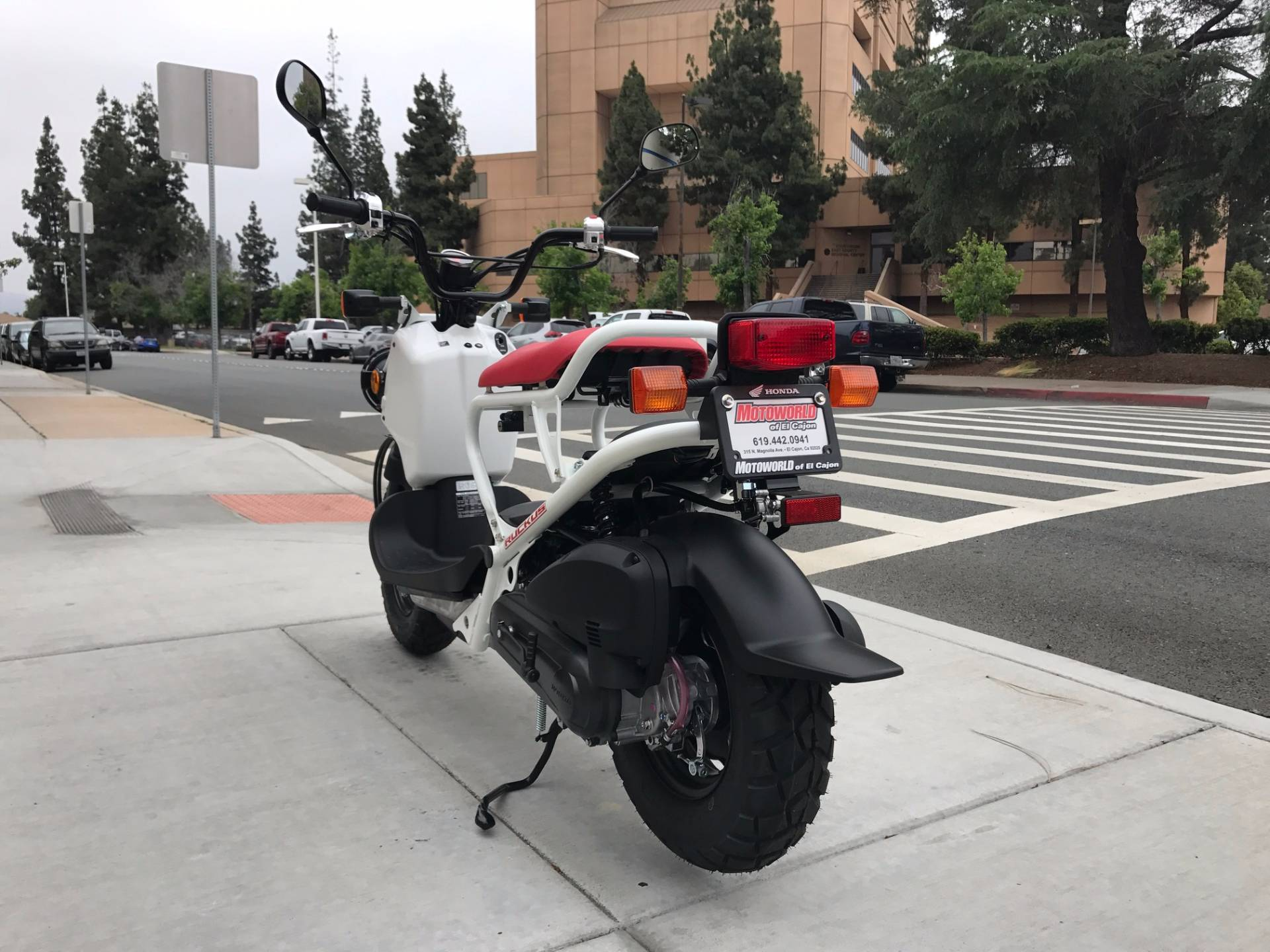 2017 Honda Ruckus in EL Cajon, California