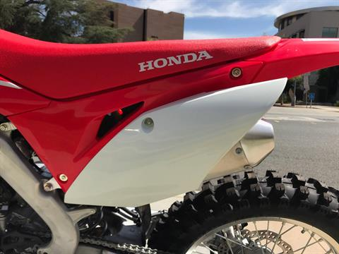 2018 Honda CRF450RX in EL Cajon, California