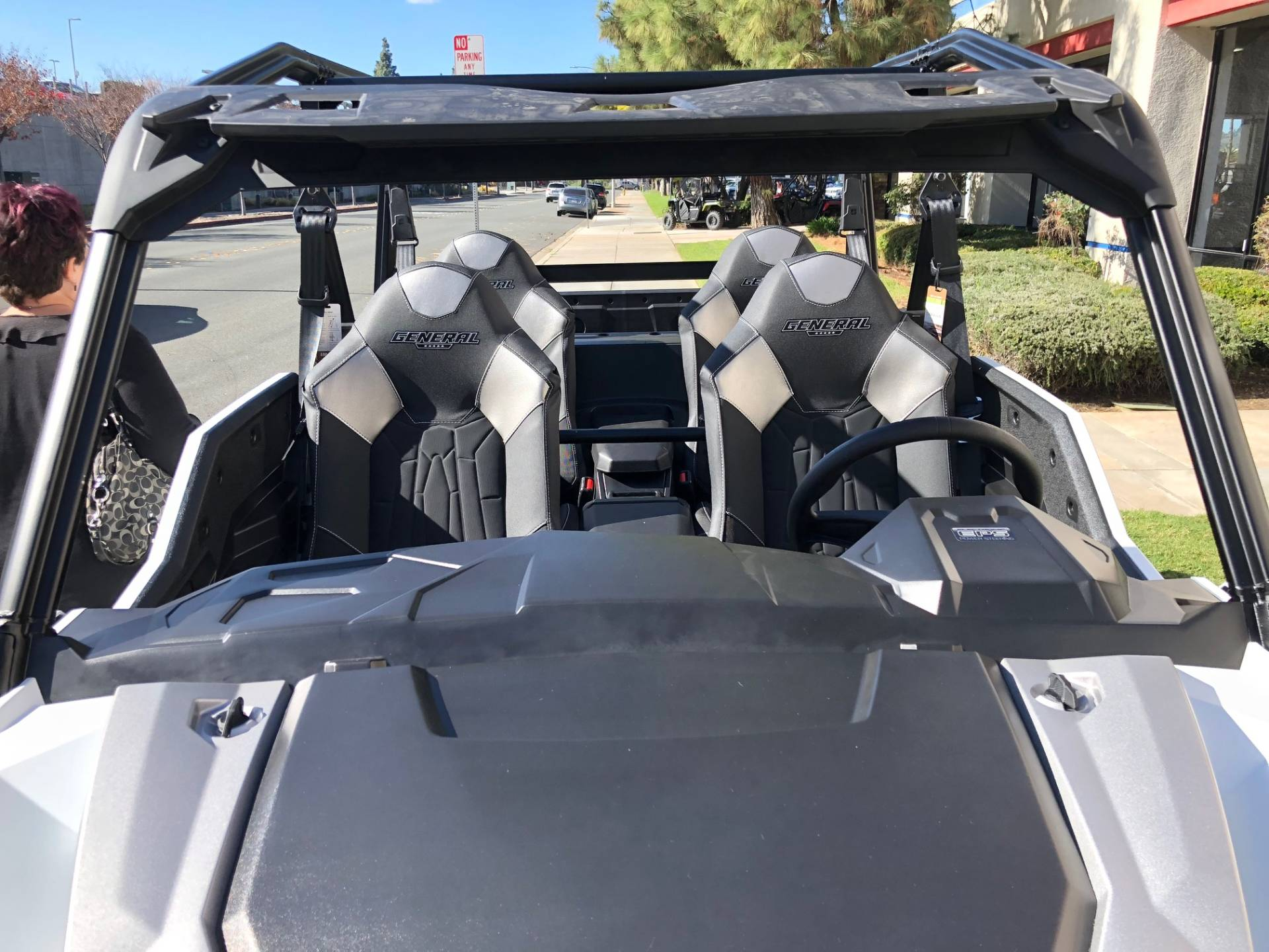 2019 Polaris General 4 1000 EPS in EL Cajon, California - Photo 15