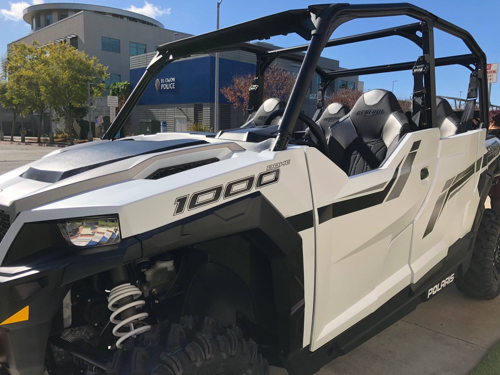 2019 Polaris General 4 1000 EPS in EL Cajon, California - Photo 16