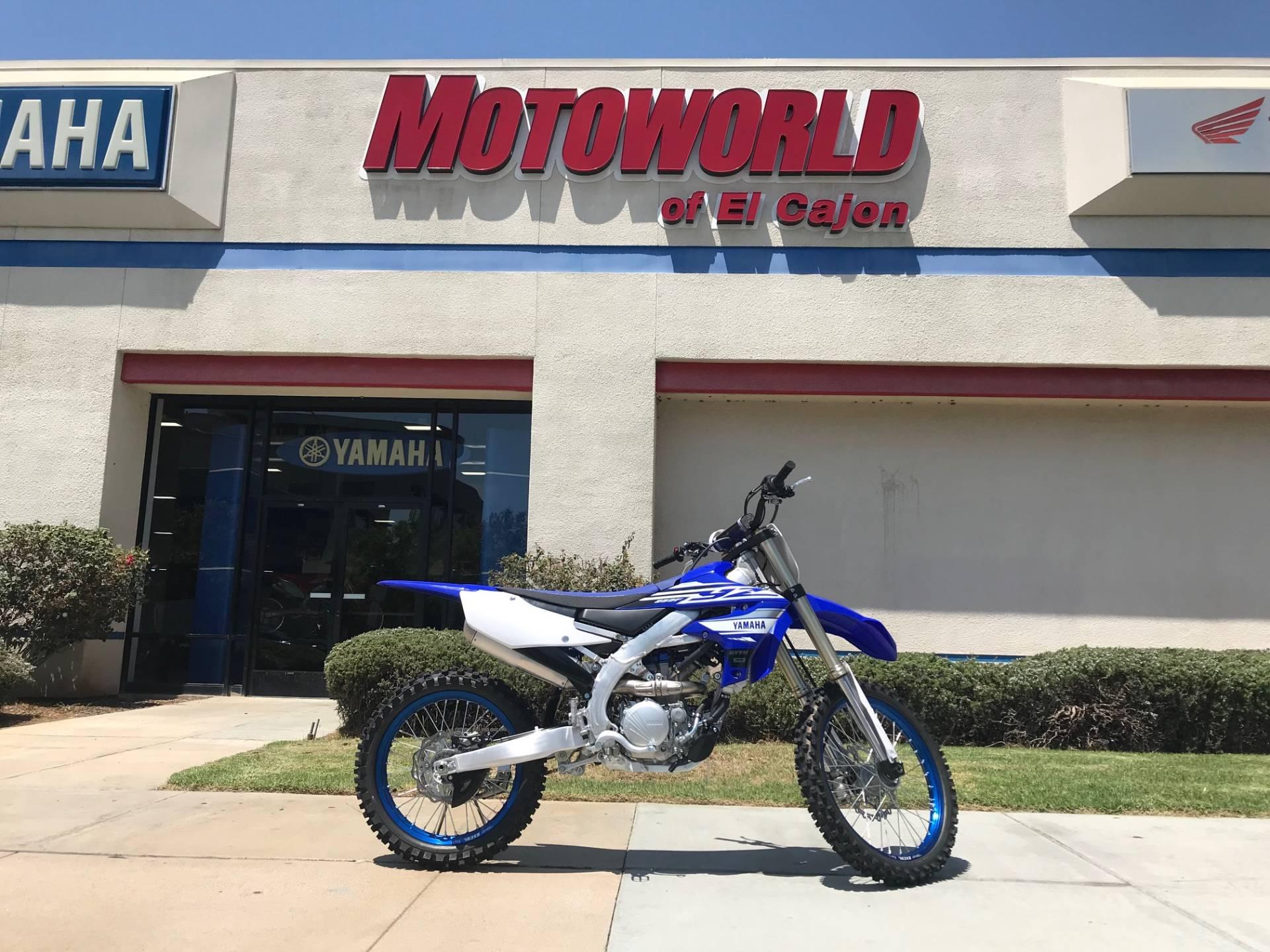 2019 Yamaha YZ250F for sale 30644