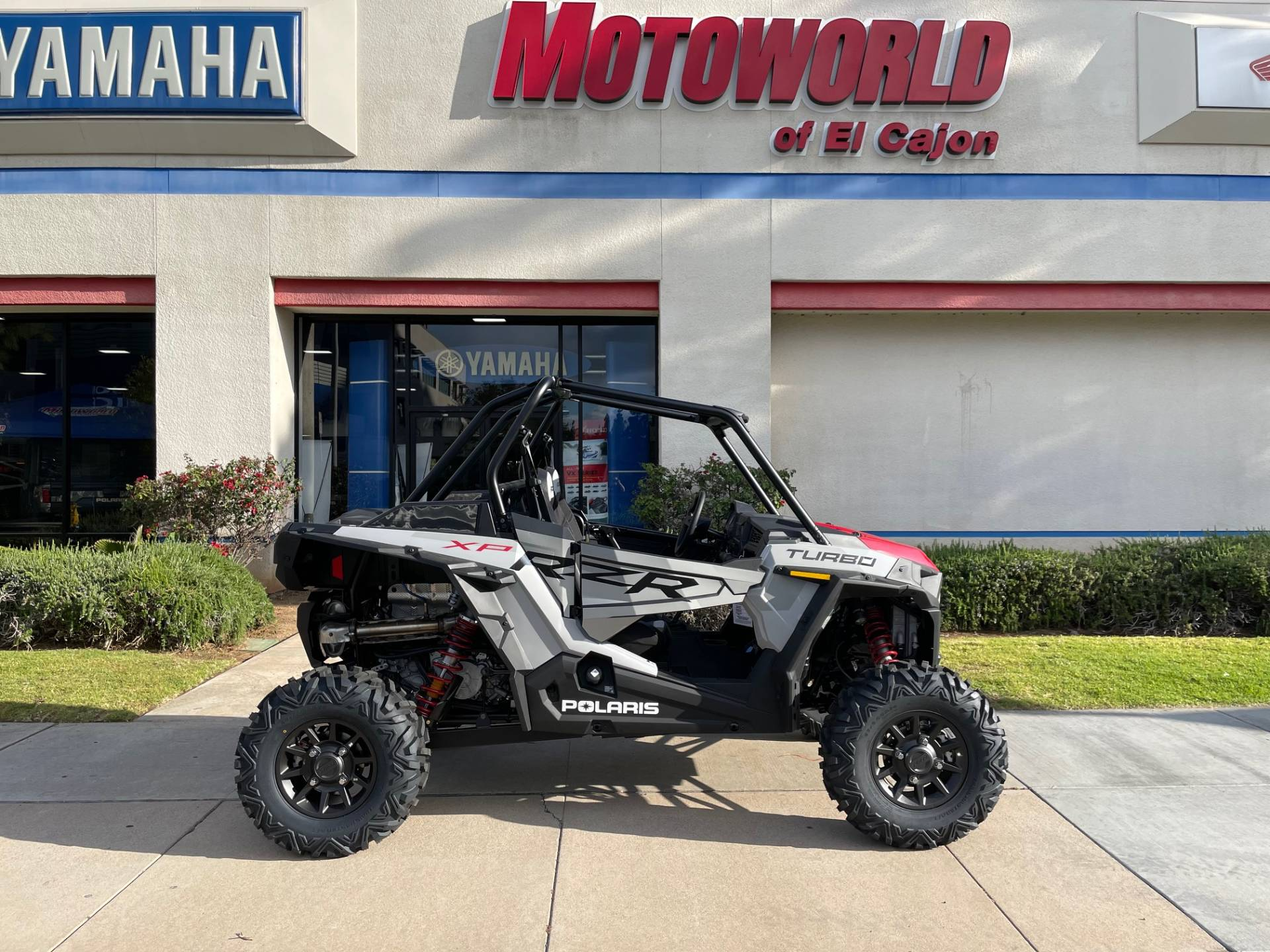 2021 Polaris RZR XP Turbo in EL Cajon, California - Photo 1