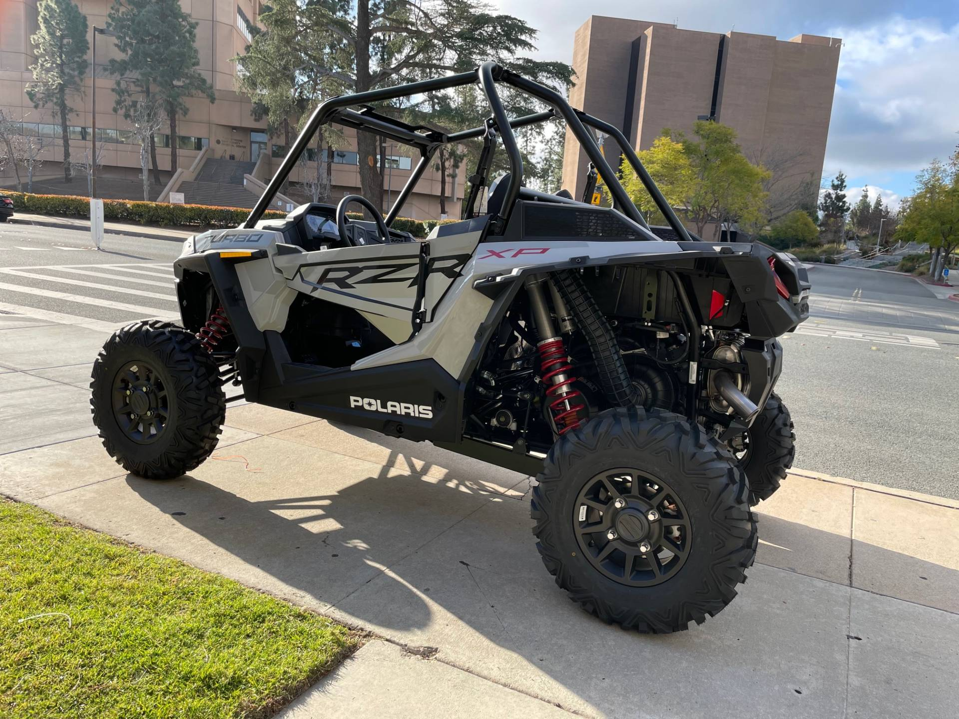 2021 Polaris RZR XP Turbo in EL Cajon, California - Photo 5