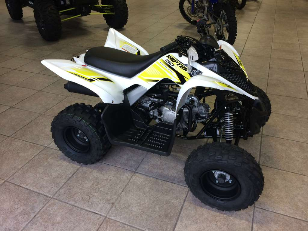 2017 Yamaha Raptor 90 for sale 132723