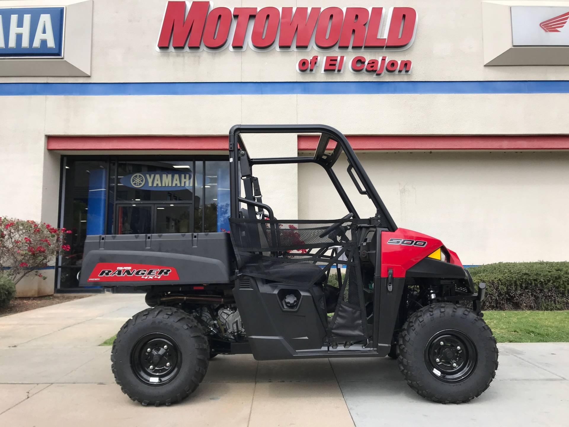 2018 Polaris Ranger 500 for sale 133274