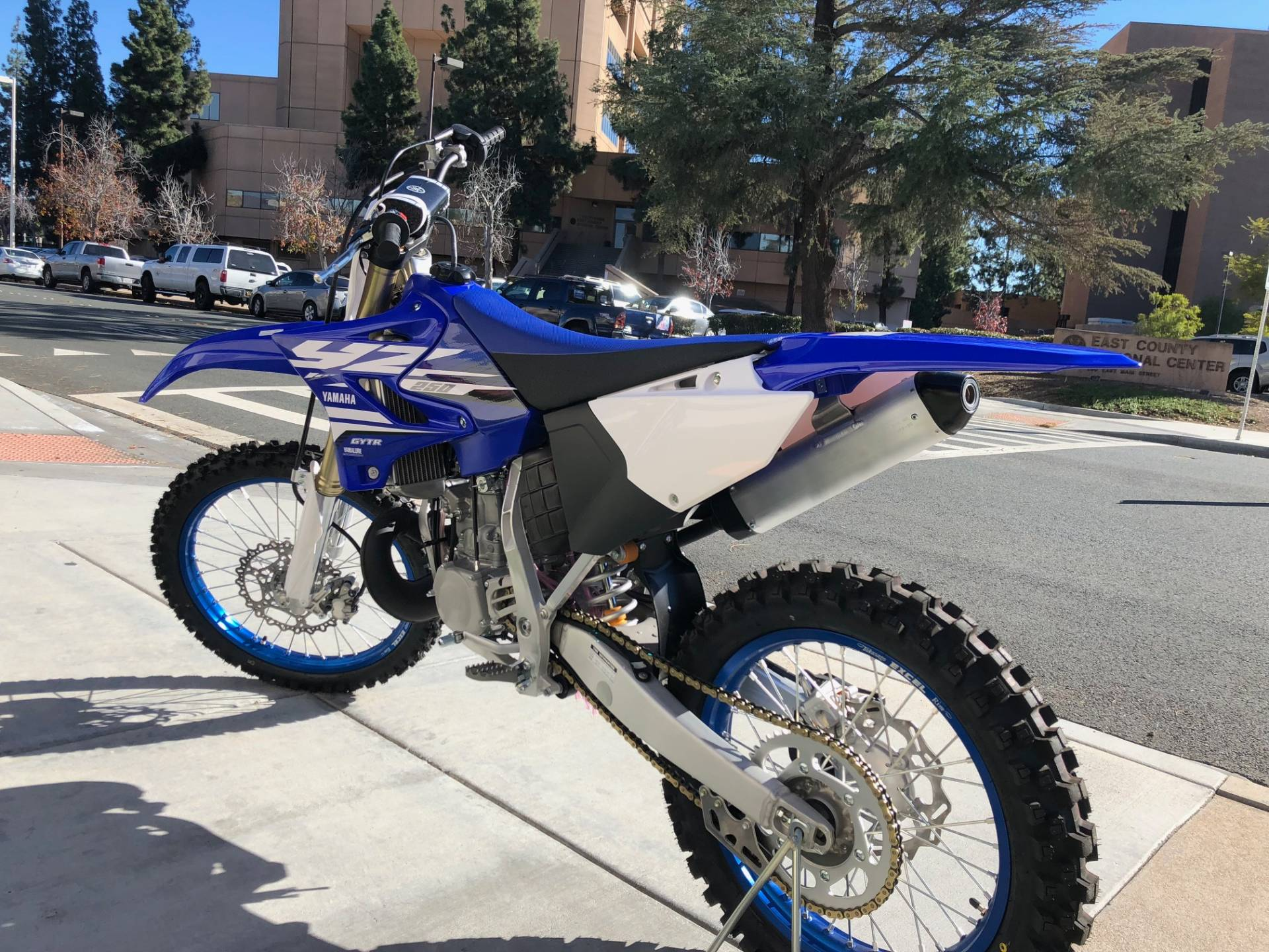 2019 Yamaha YZ250 in EL Cajon, California