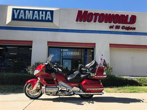 2008 Honda Gold Wing® Audio Comfort Navi ABS in EL Cajon, California