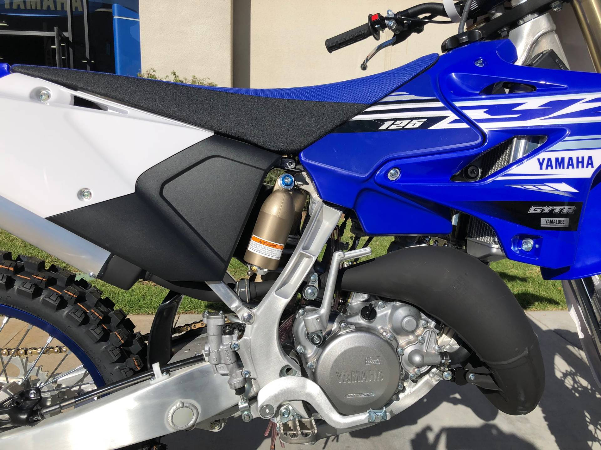 2019 Yamaha YZ125 in EL Cajon, California - Photo 12