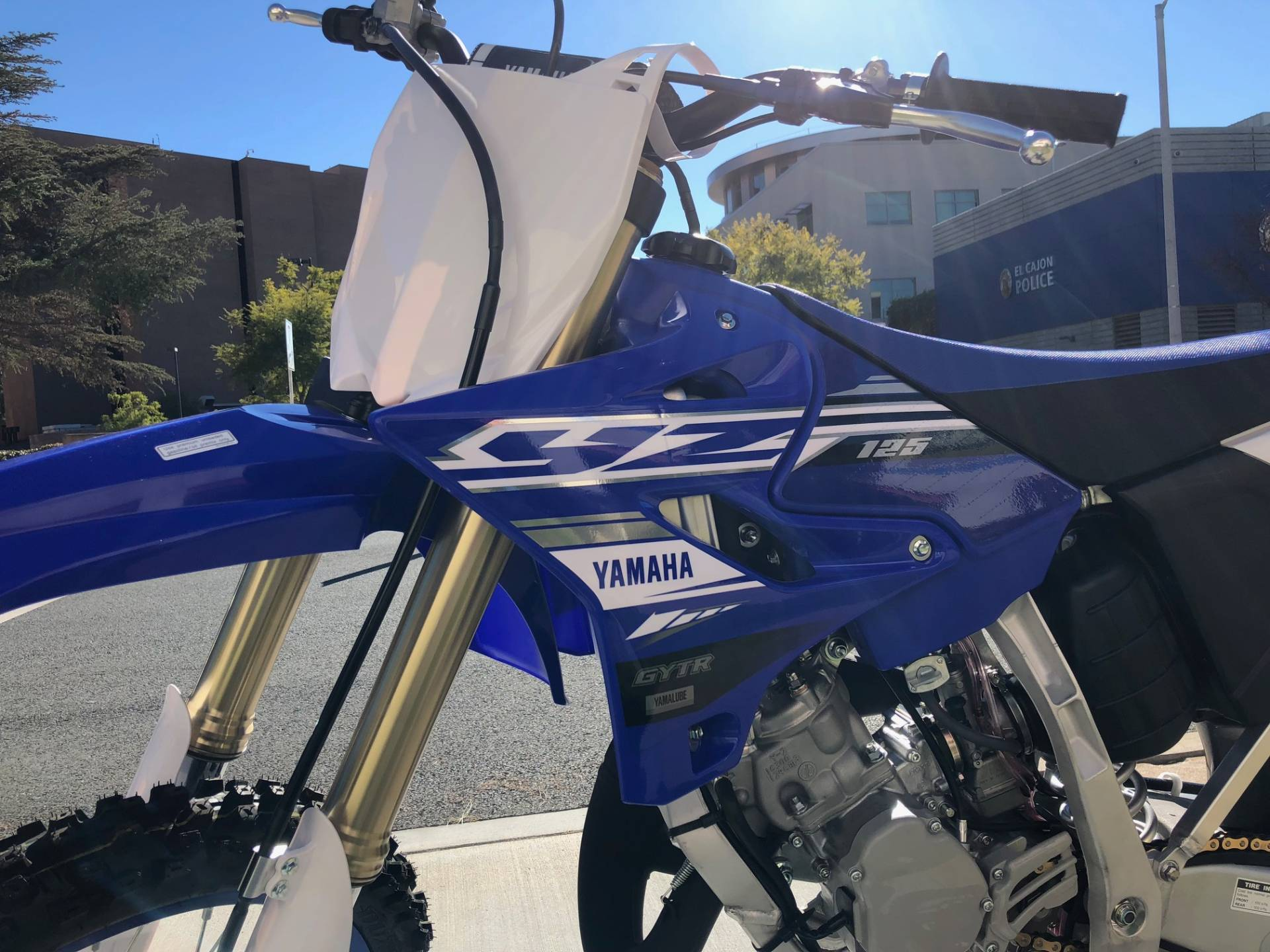 2019 Yamaha YZ125 in EL Cajon, California - Photo 18