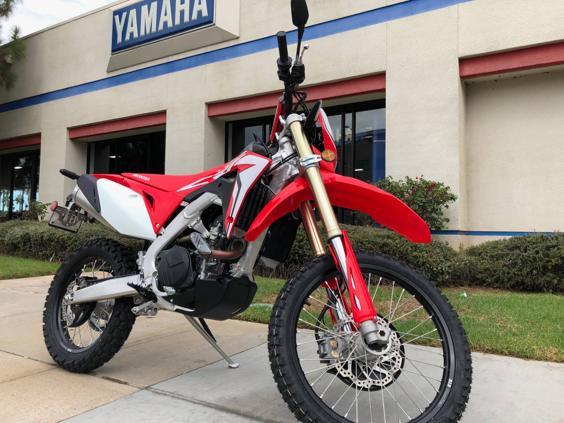 2019 Honda CRF450L in EL Cajon, California