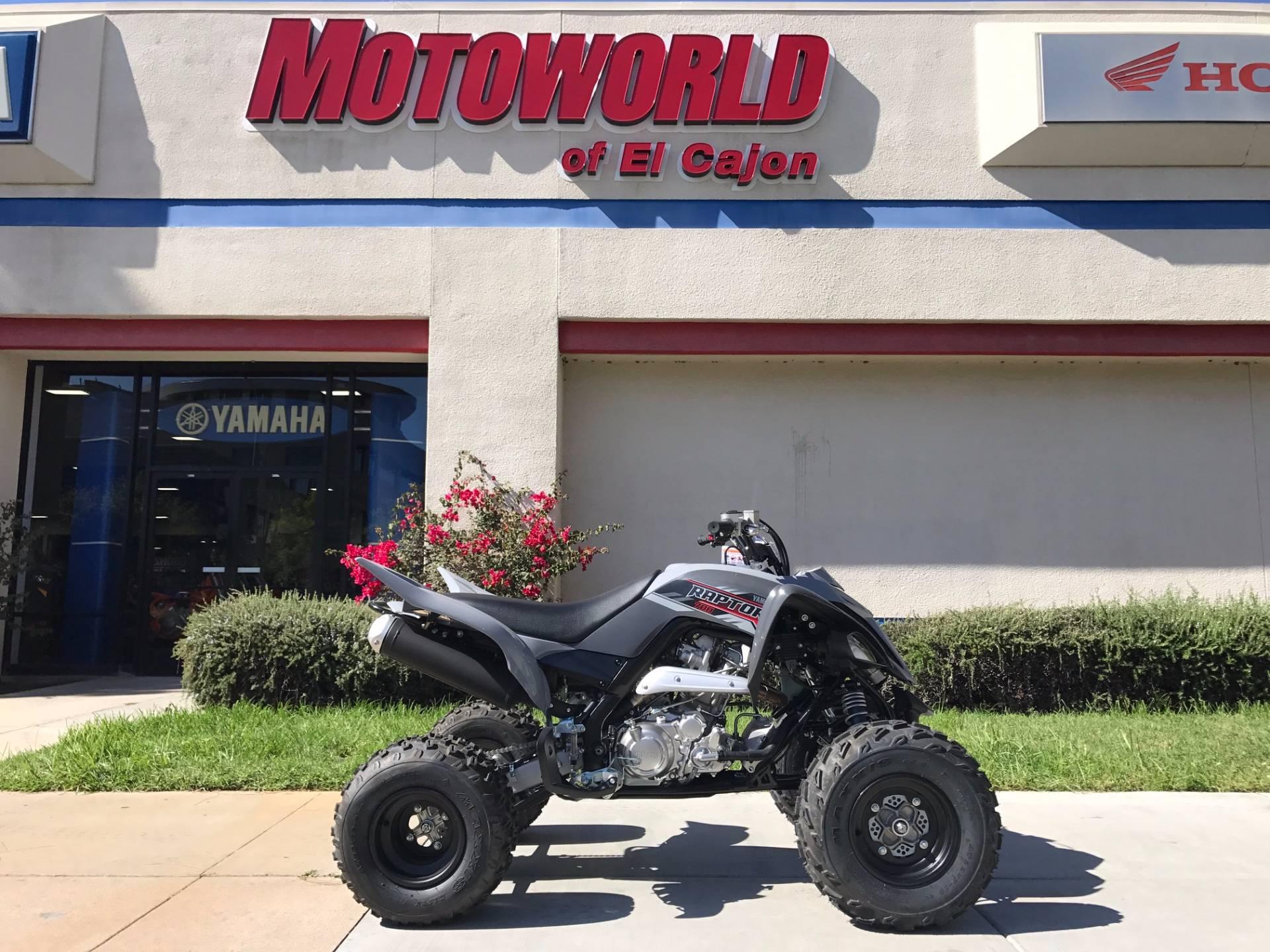2018 Yamaha Raptor 700 for sale 132334