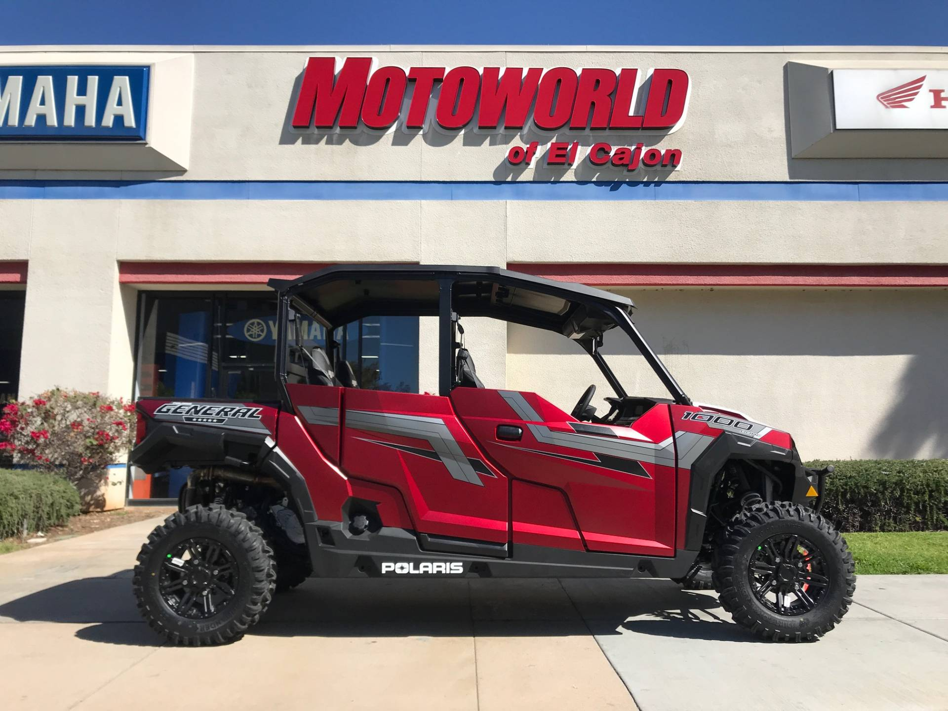2018 Polaris General 4 1000 EPS For Sale