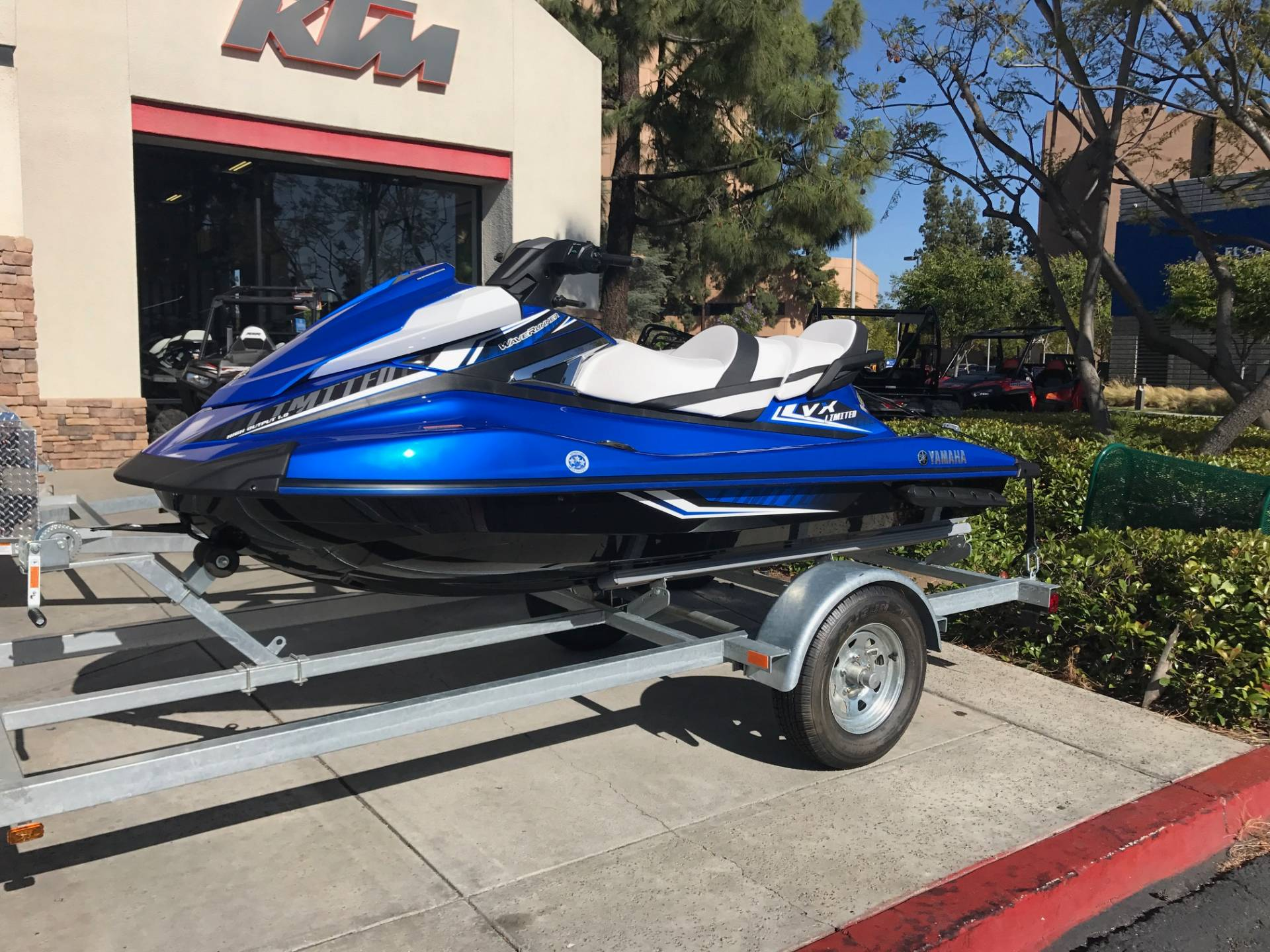 2017 Yamaha VX Limited for sale 132460