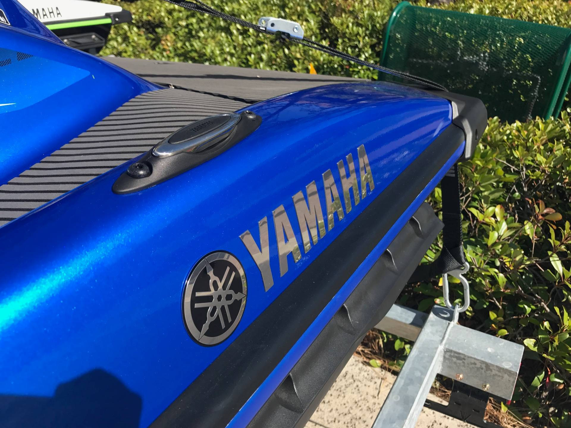 2017 Yamaha VX Limited 7