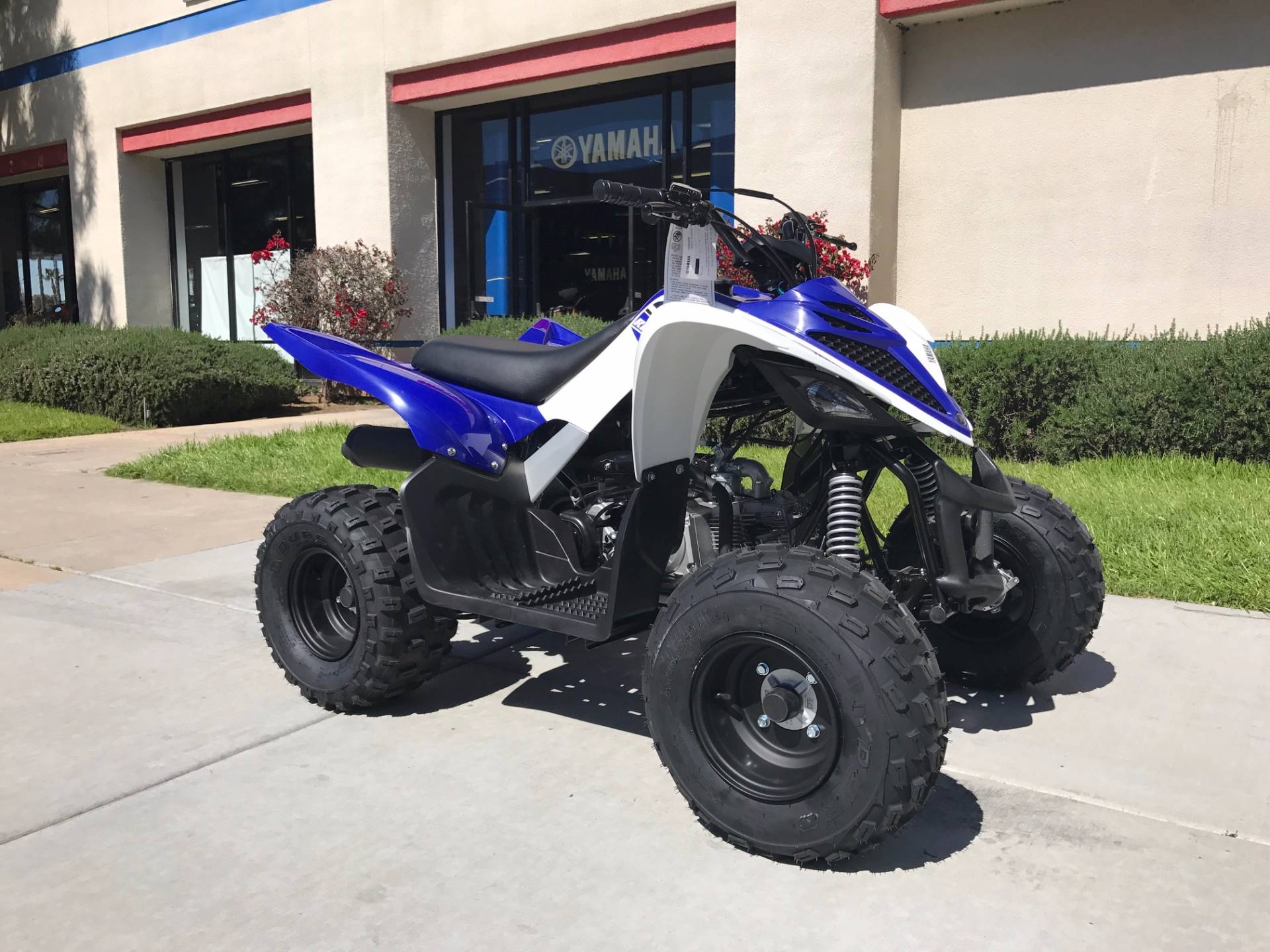 2017 Yamaha Raptor 90 for sale 133327