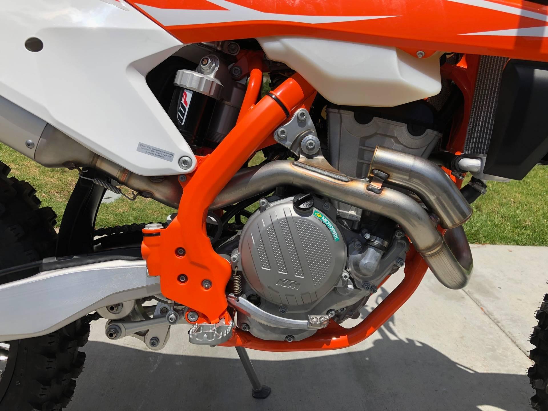 2018 KTM 350 XC-F 10