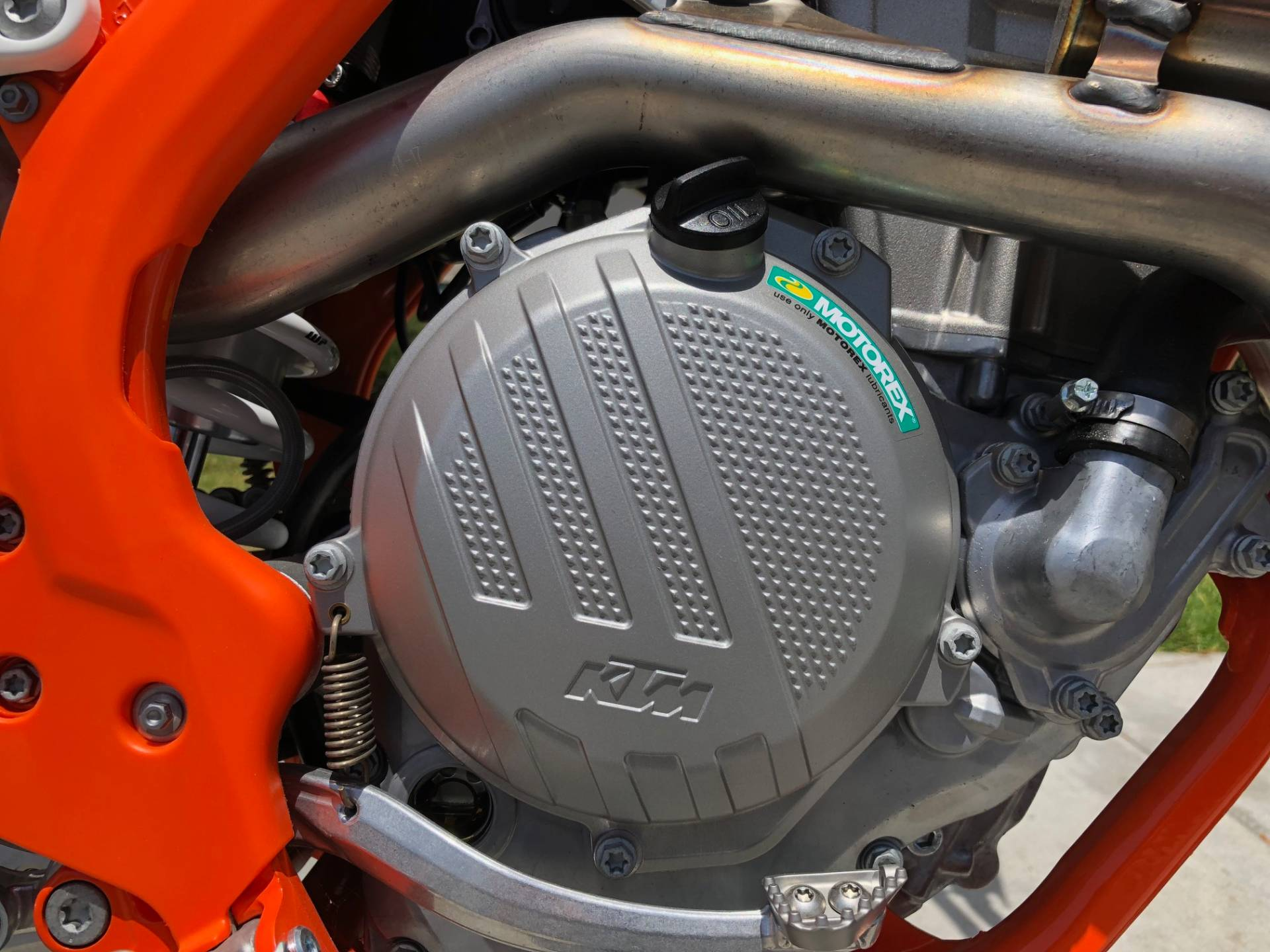 2018 KTM 350 XC-F 12