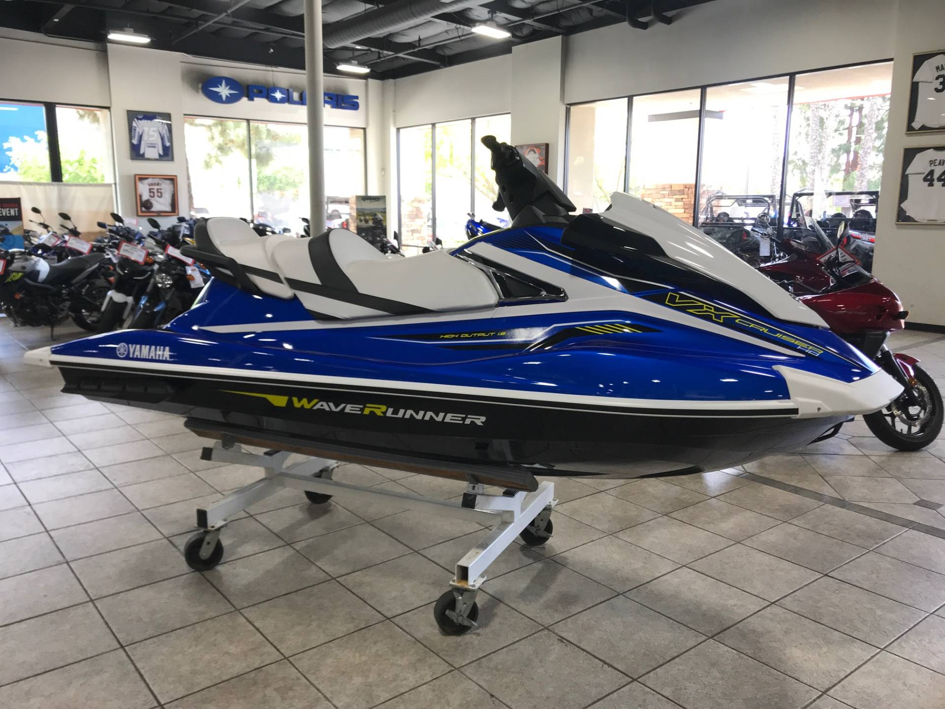 2018 Yamaha VX Cruiser HO for sale 146305