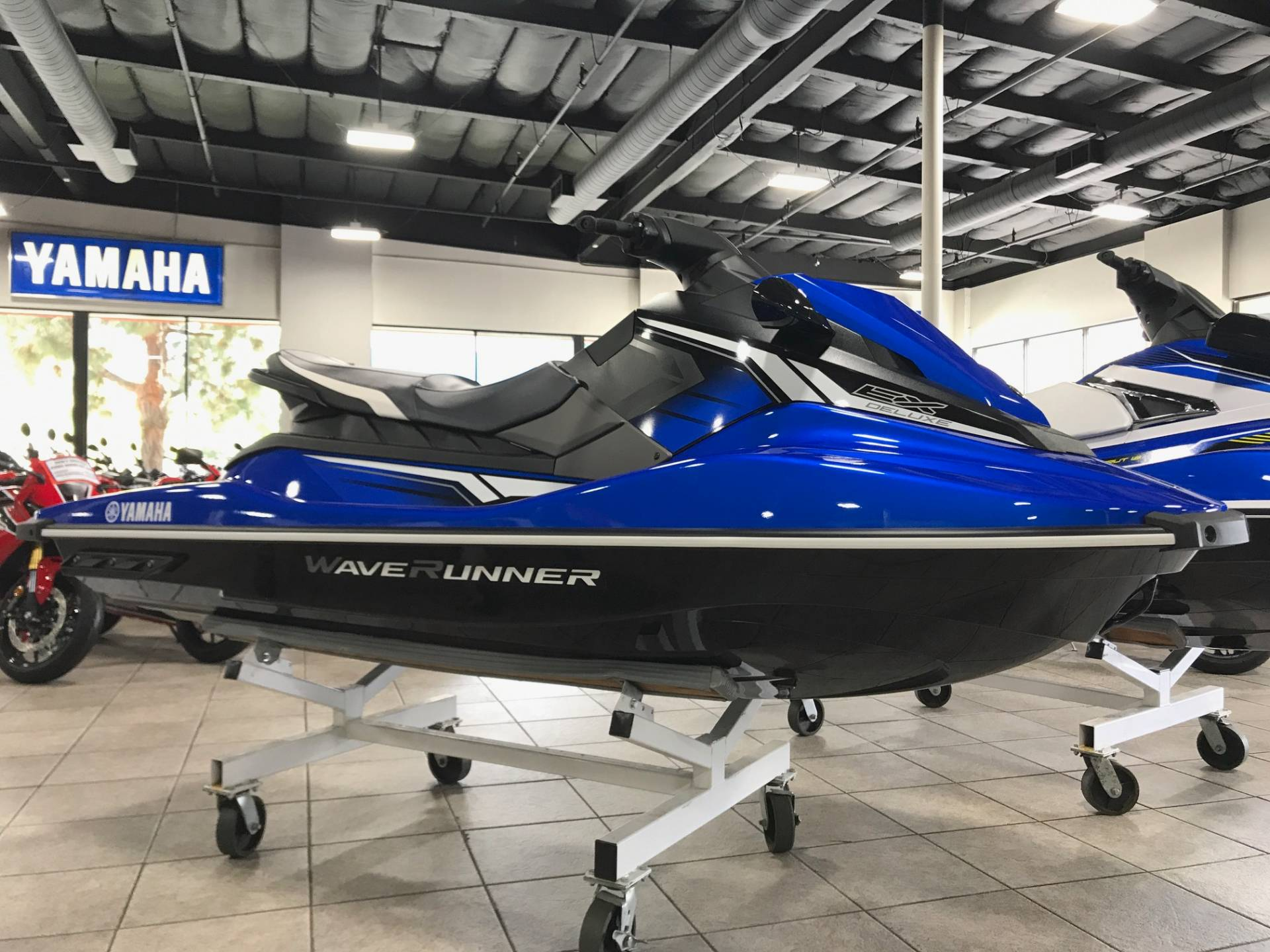 2018 Yamaha EX Deluxe for sale 21244