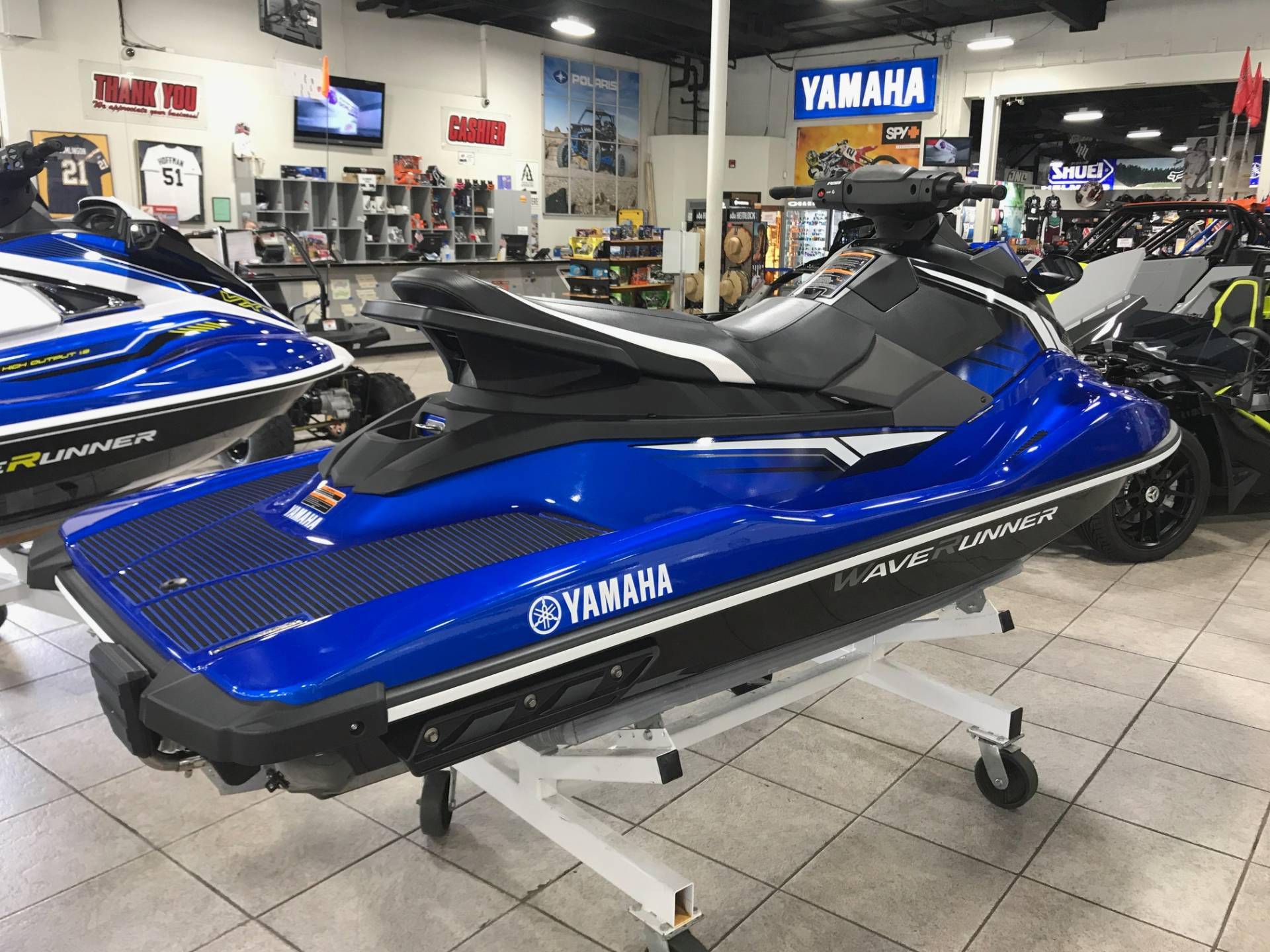 2018 Yamaha EX Deluxe in EL Cajon, California - Photo 8