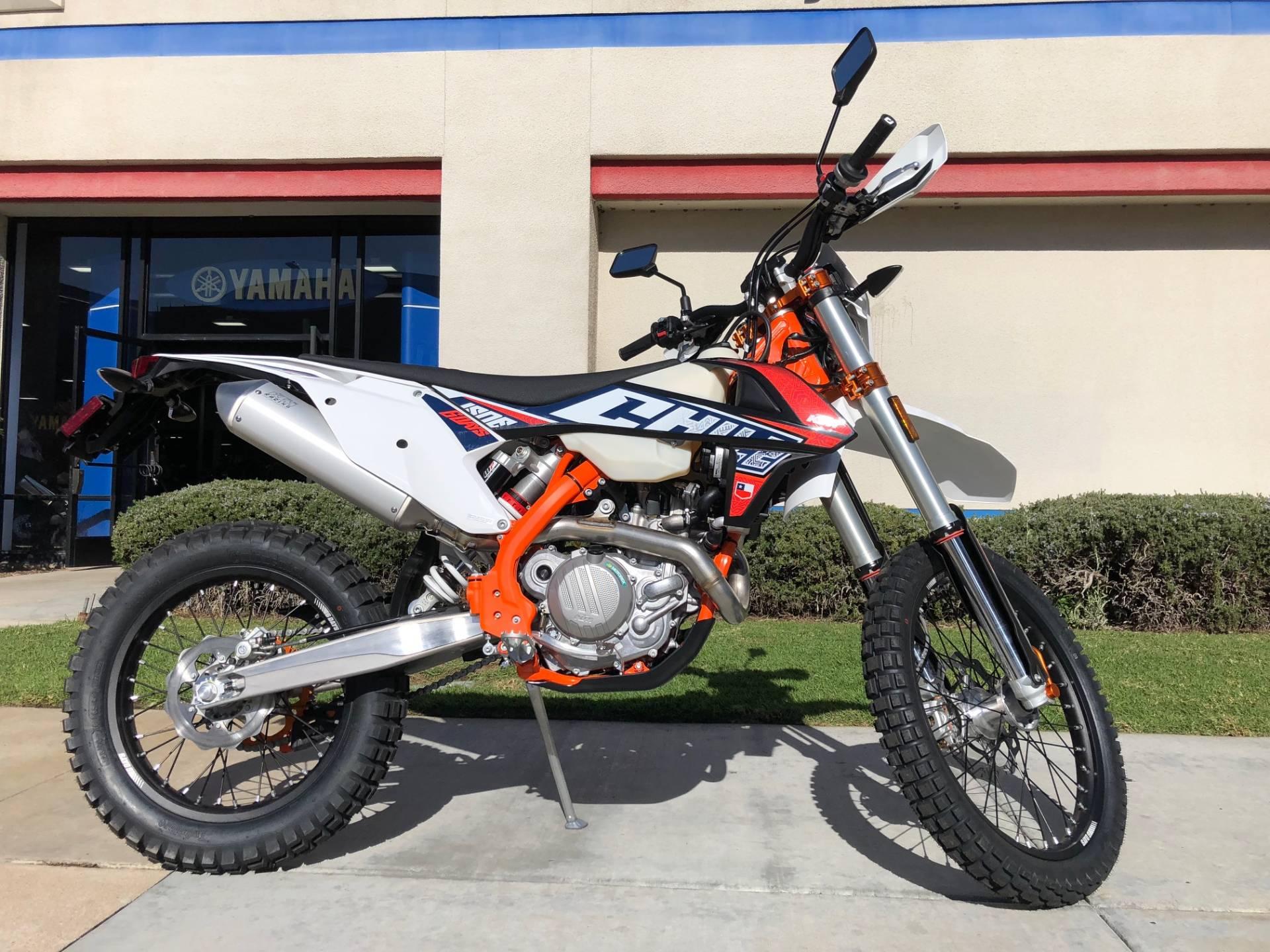 2019 KTM 450 EXC-F Six Days in EL Cajon, California
