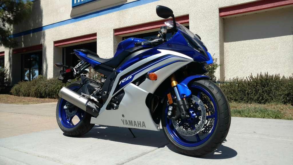 2016 Yamaha YZF-R6 for sale 132773