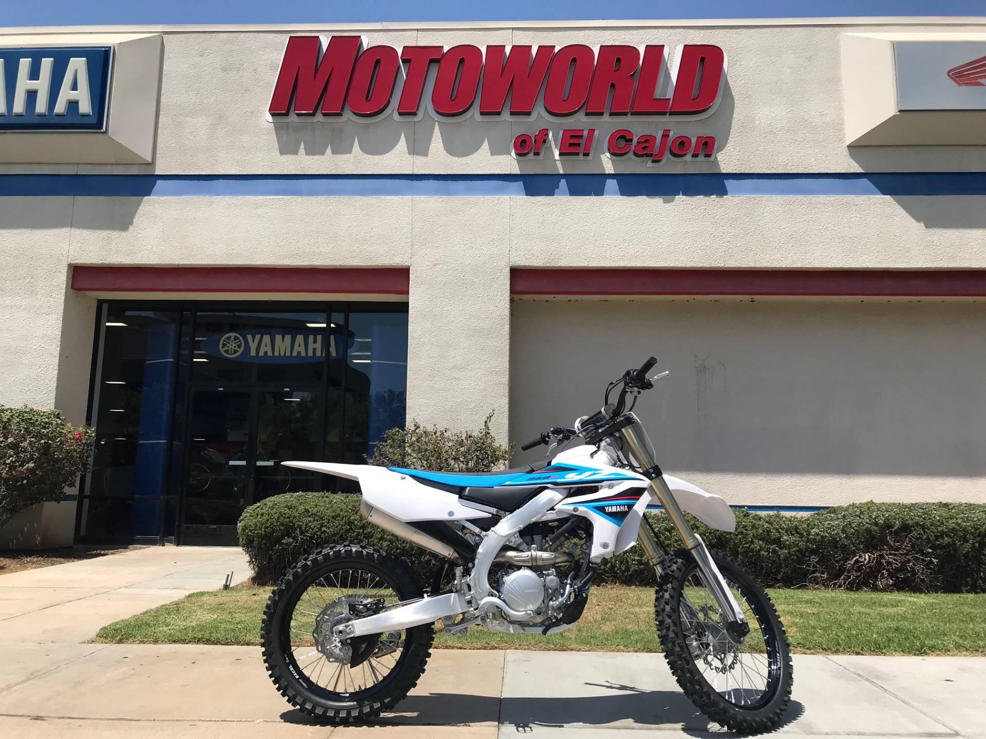 2019 Yamaha YZ250F for sale 56069