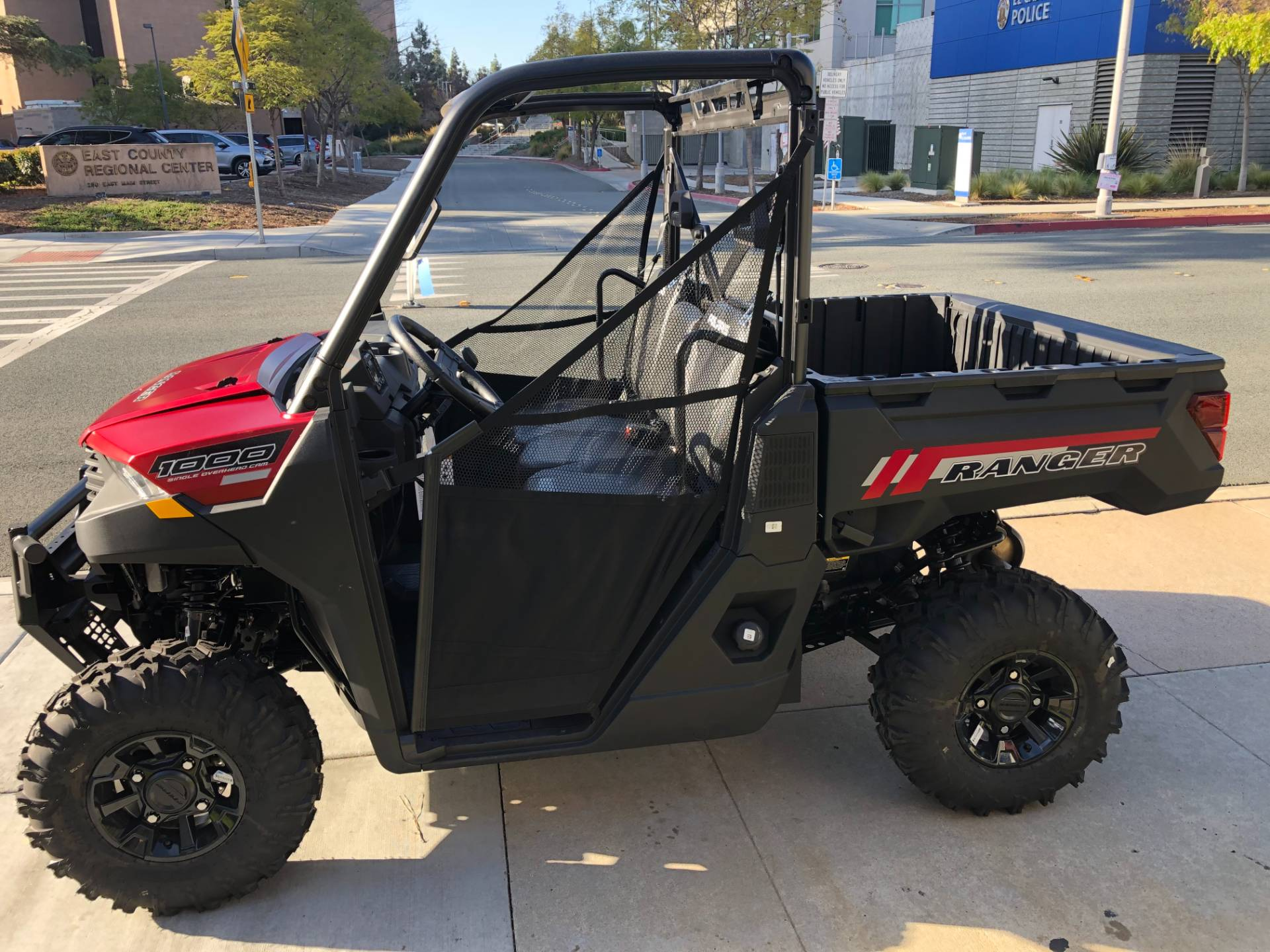 2021 Polaris Ranger 1000 Premium in EL Cajon, California - Photo 4