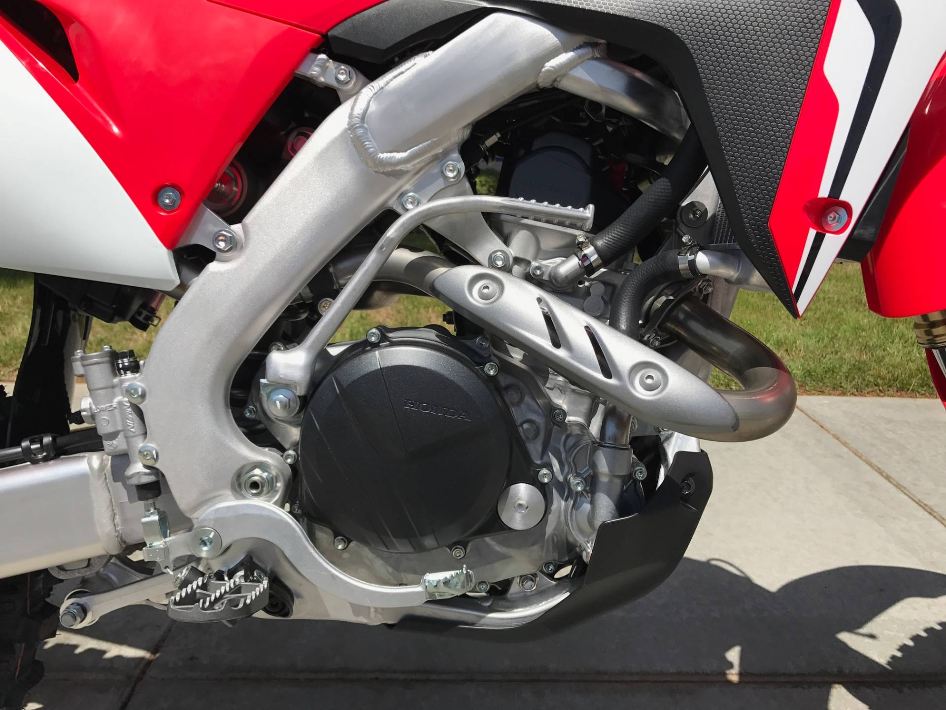 2017 Crf450r Exhaust