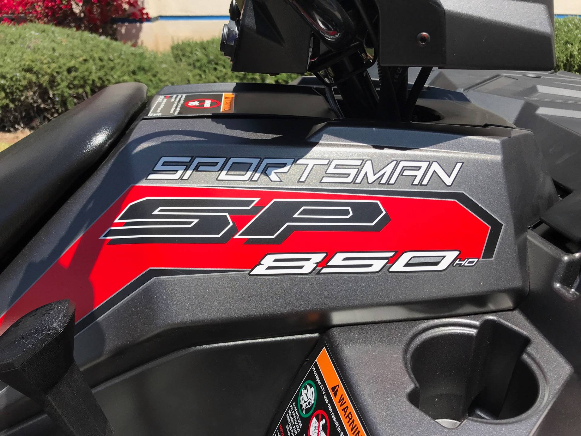 2018 Polaris Sportsman 850 SP 12