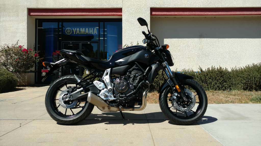 2016 Yamaha FZ-07 Raven for sale 133088