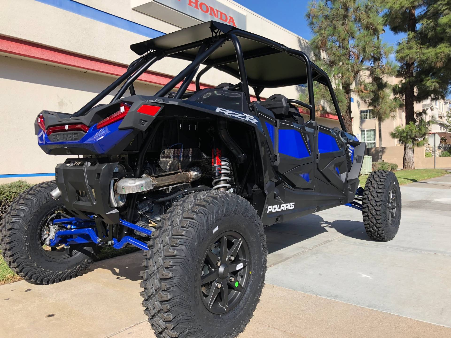 2019 Polaris RZR XP 4 Turbo S in EL Cajon, California - Photo 8
