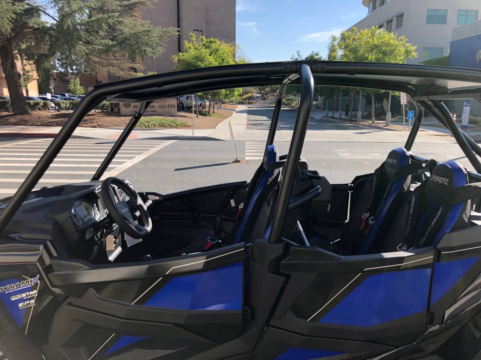 2019 Polaris RZR XP 4 Turbo S in EL Cajon, California - Photo 24