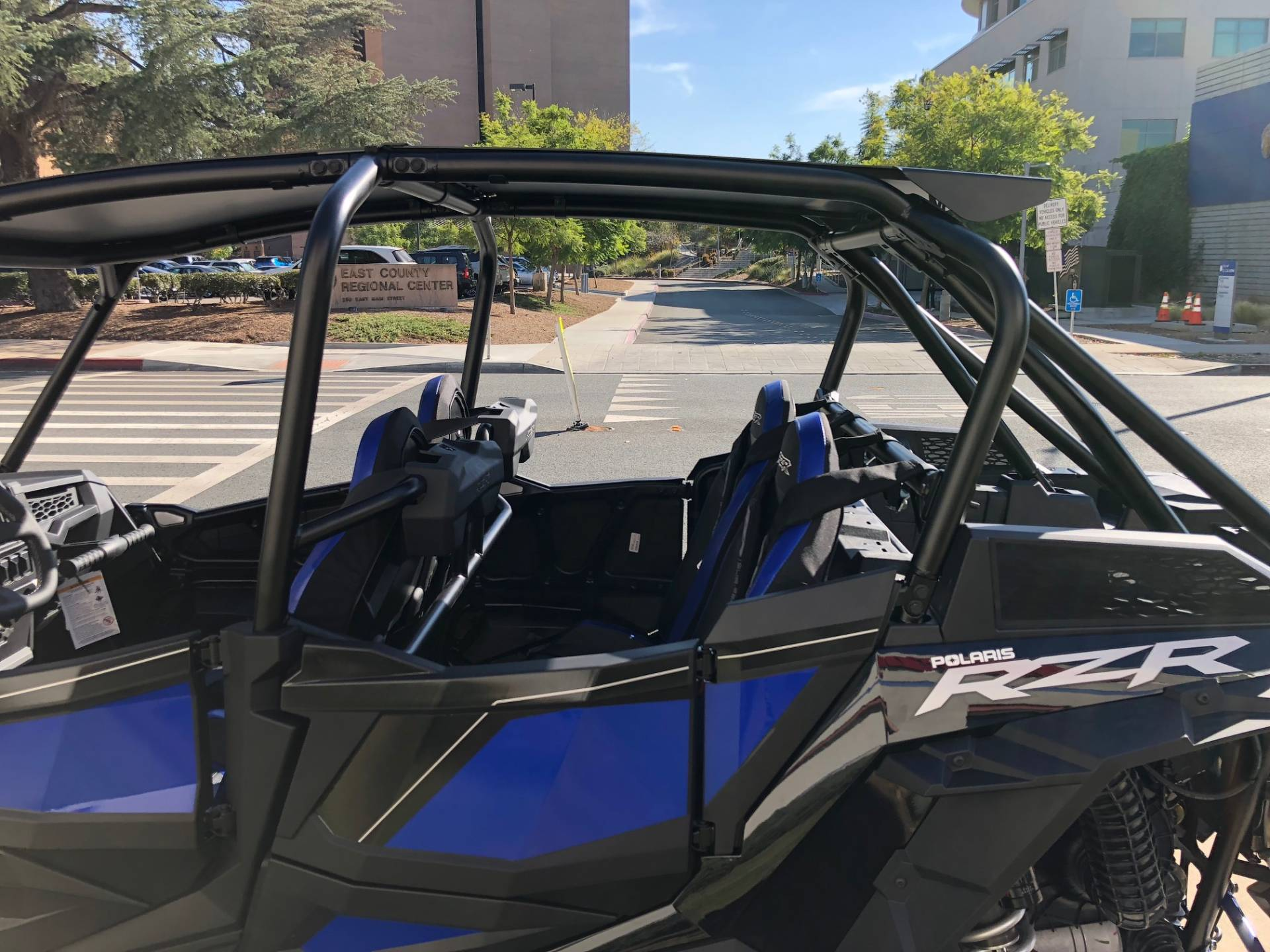 2019 Polaris RZR XP 4 Turbo S in EL Cajon, California - Photo 25